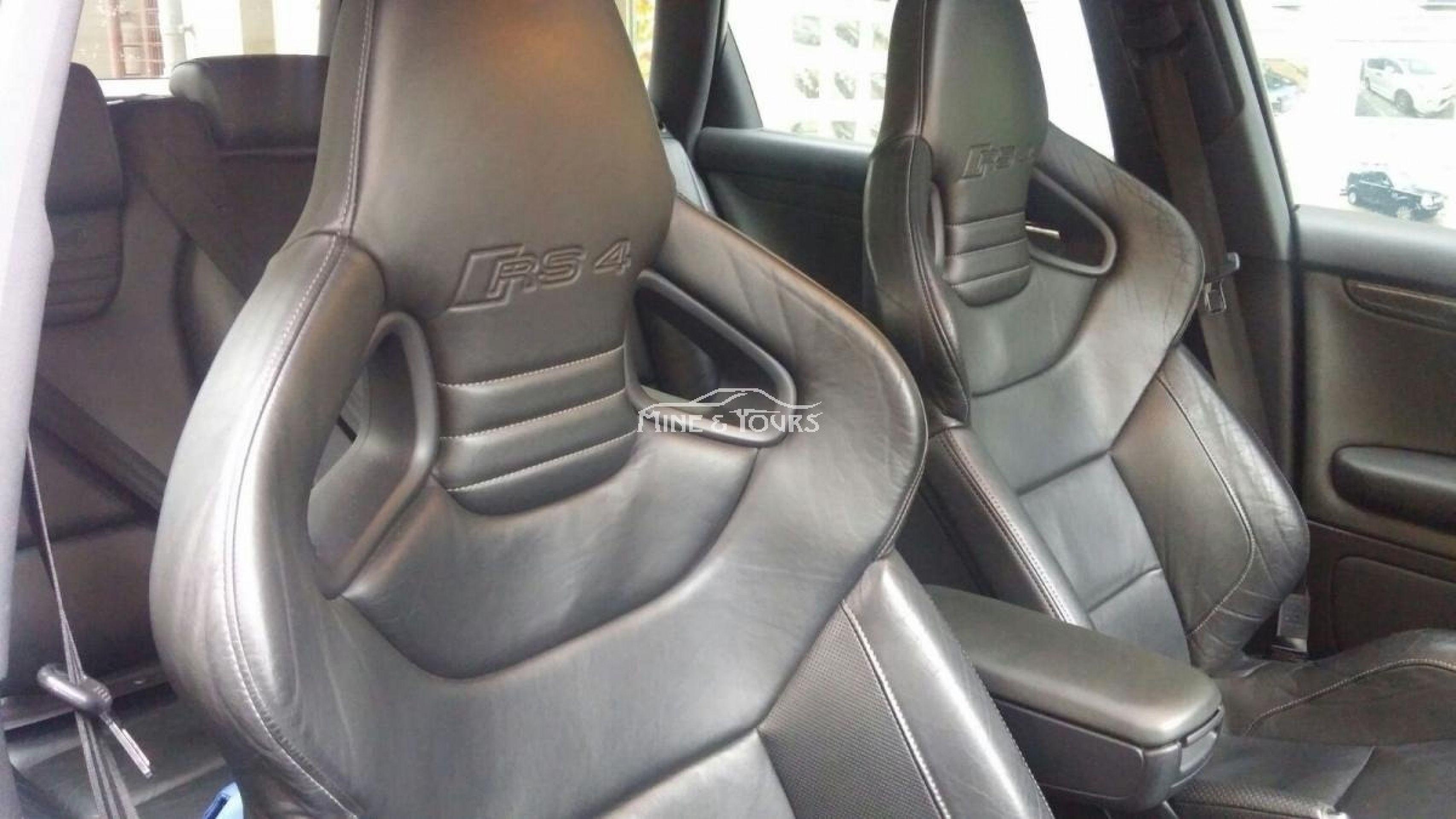 2007 Audi RS4 Avant 4.2 Quattro