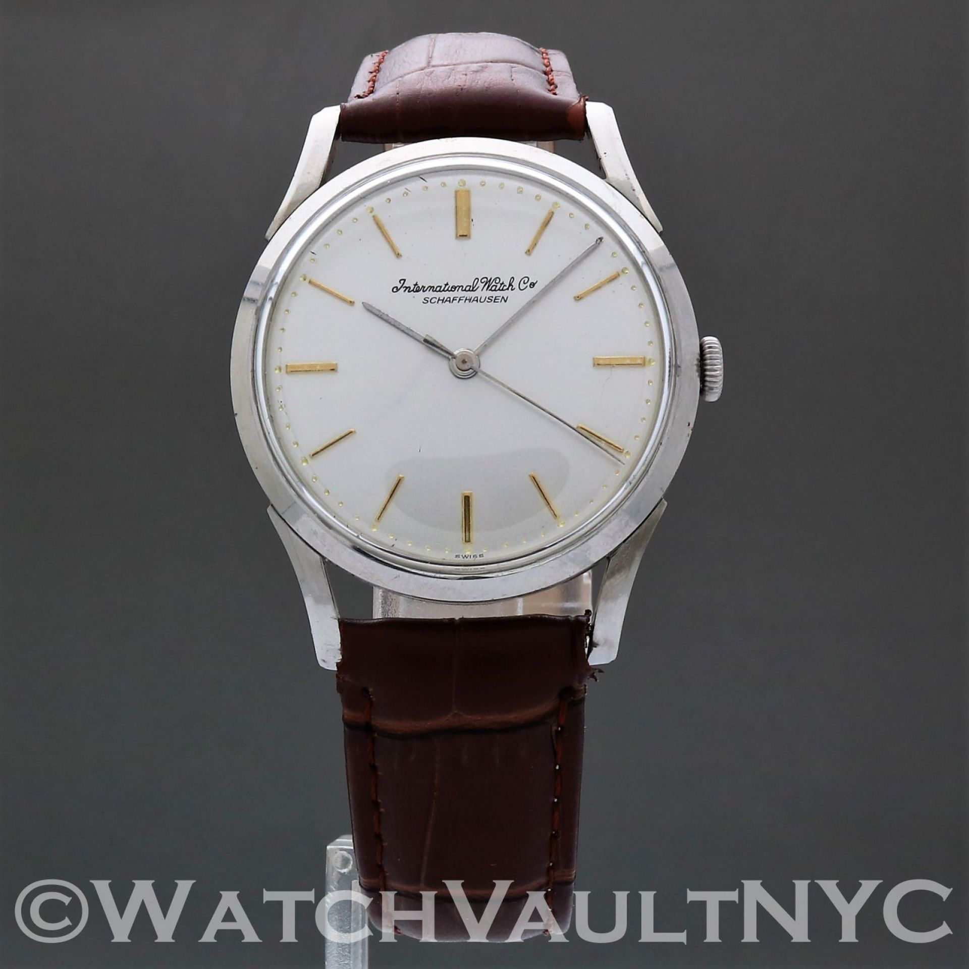 IWC Caliber 89 1950s Vintage 36mm Manual RJ205