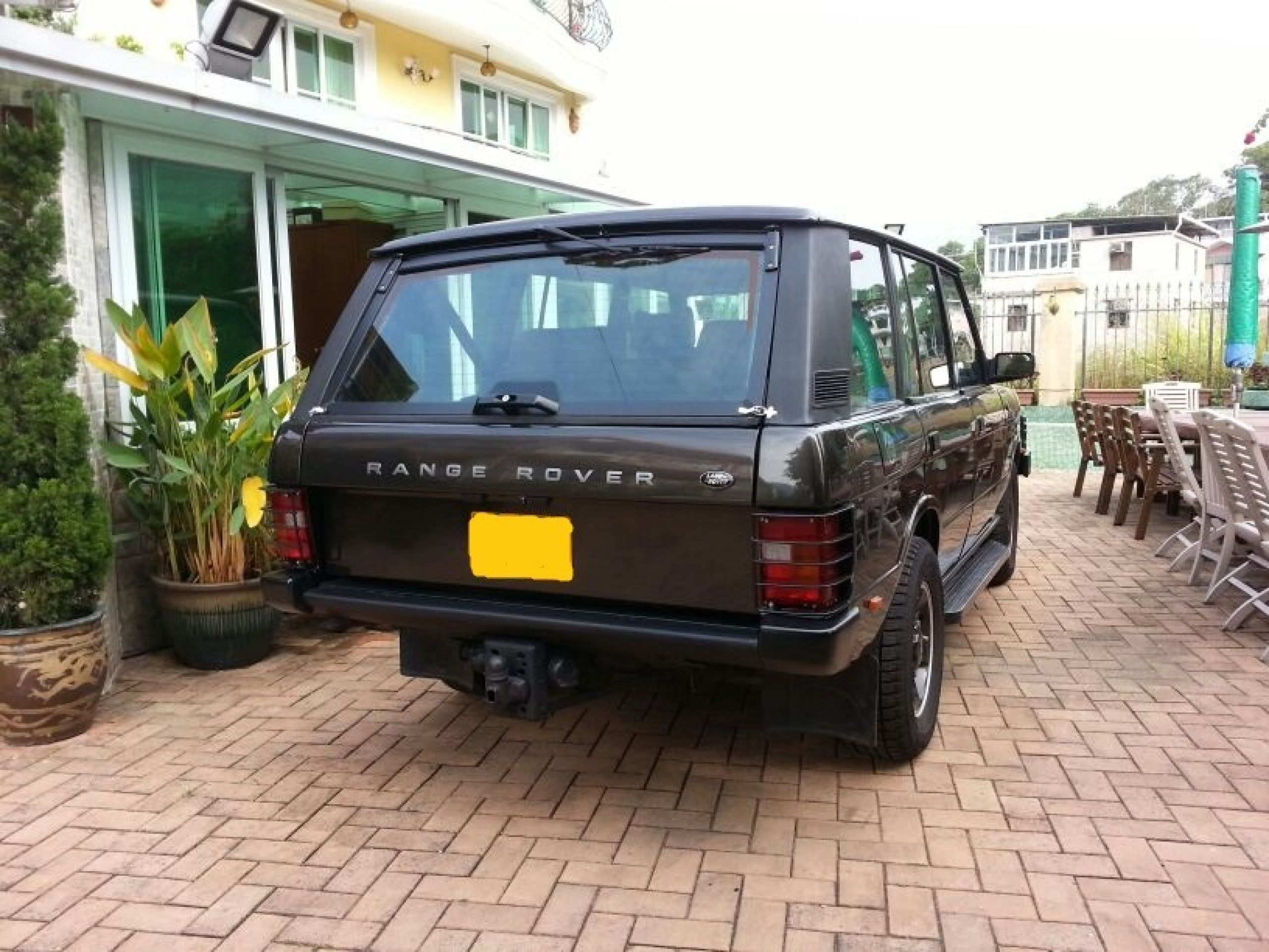 1972 Range Rover Discovery Diesel SE