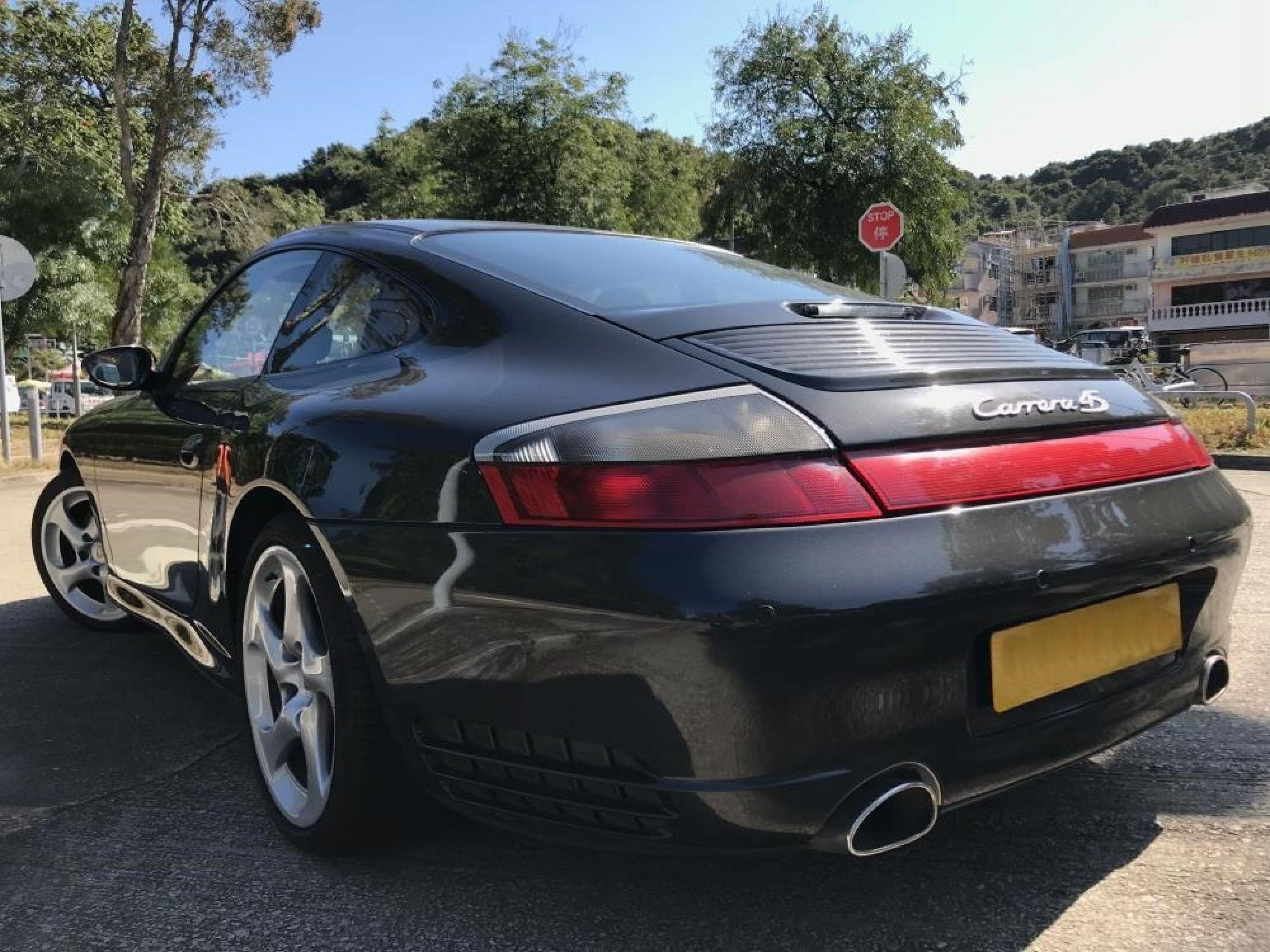 2002 Porsche 996 C4S