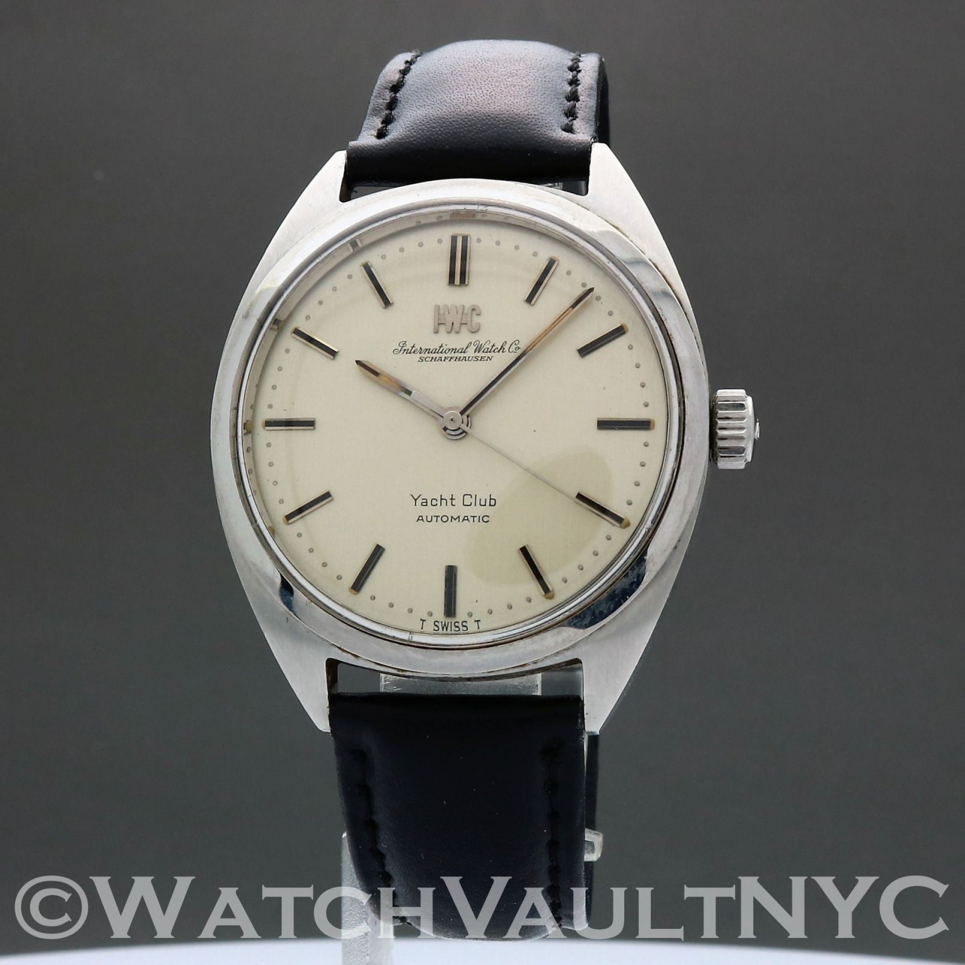 IWC Yacht Club 811A No-Date Vintage 36mm Auto RK308