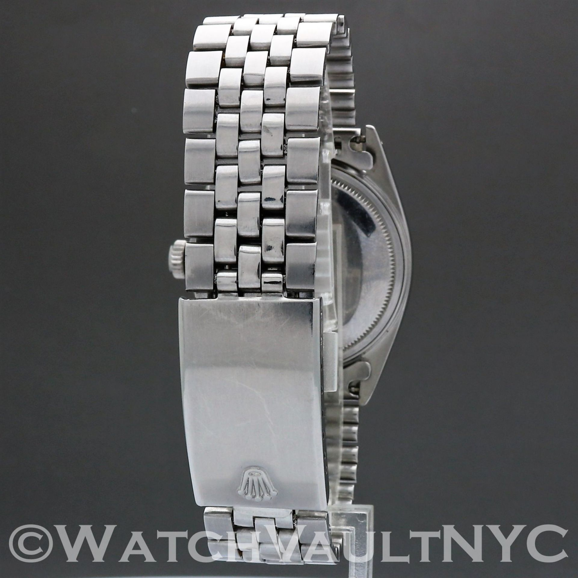 Rolex Oyster Perpetual Datejust 1603 Hypen Dial 1966 Vintage 36mm Auto RL308