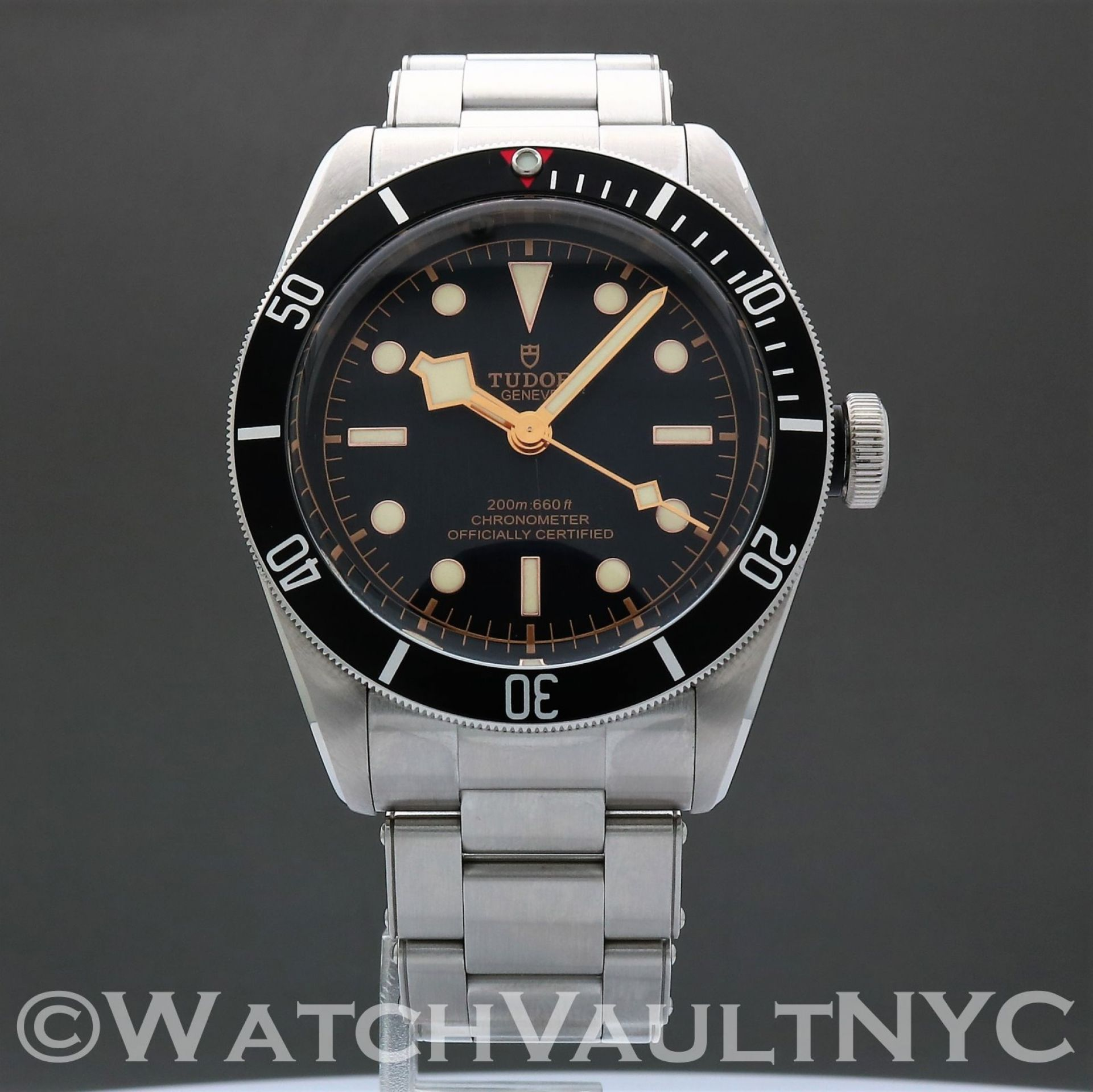 Tudor Heritage Black Bay 79230N 41mm Auto SA101