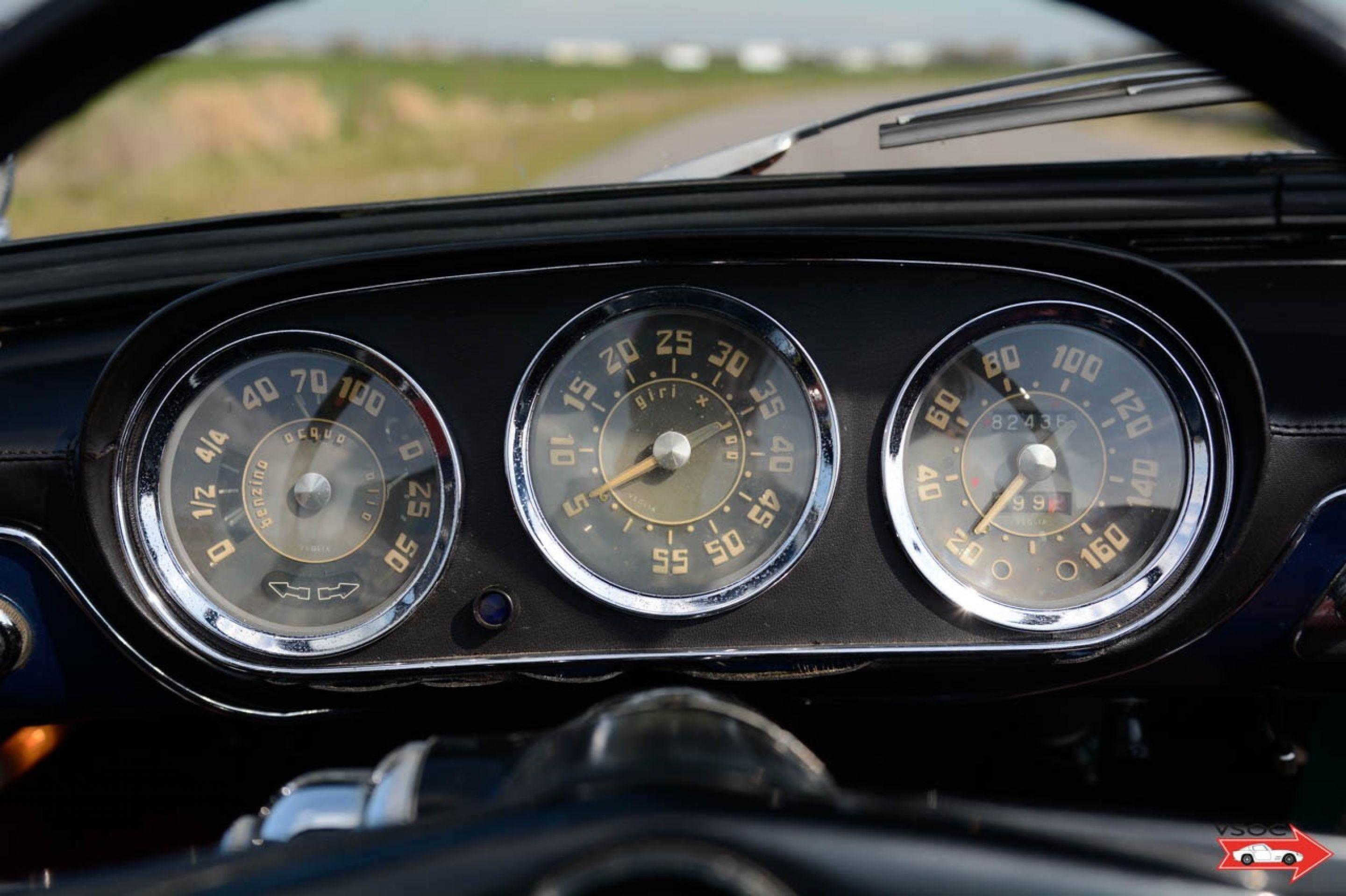 Lancia Appia Convertibile Carrozzeria Vignale 1961