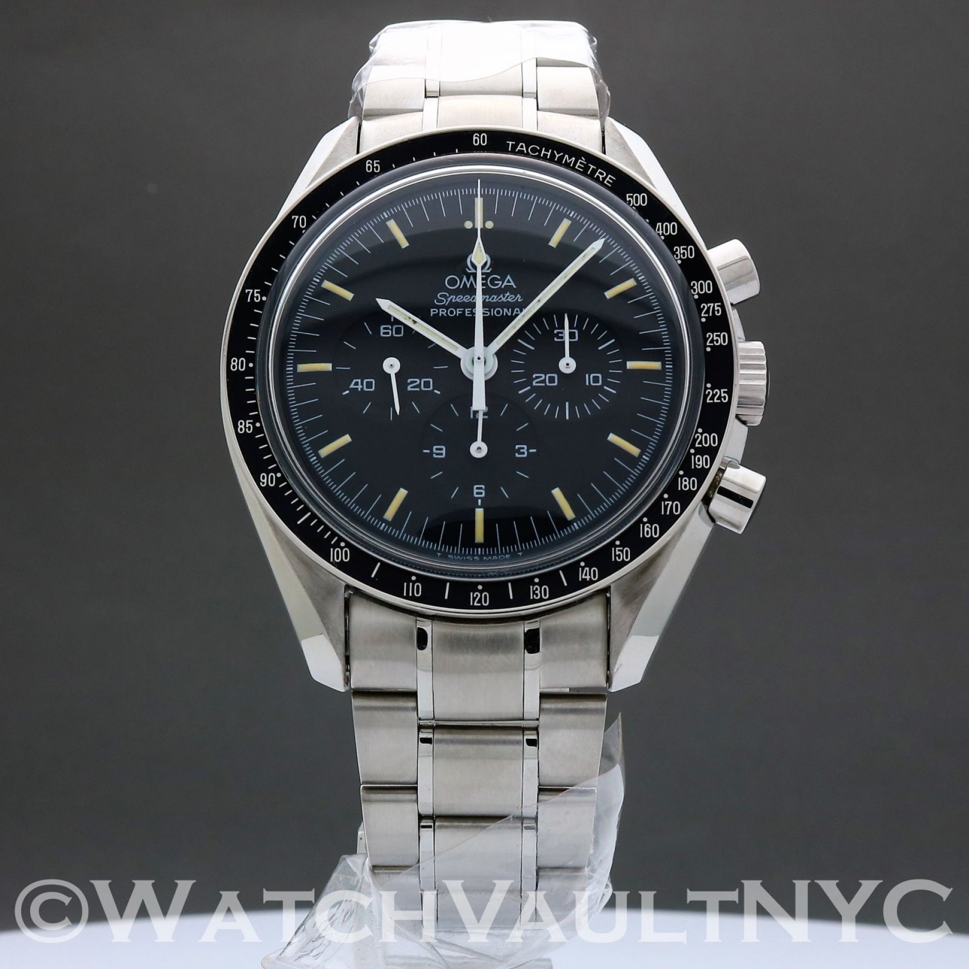 Omega Speedmaster Professional 3590.50 Moonwatch 1990 Vintage 42mm Manual SC212