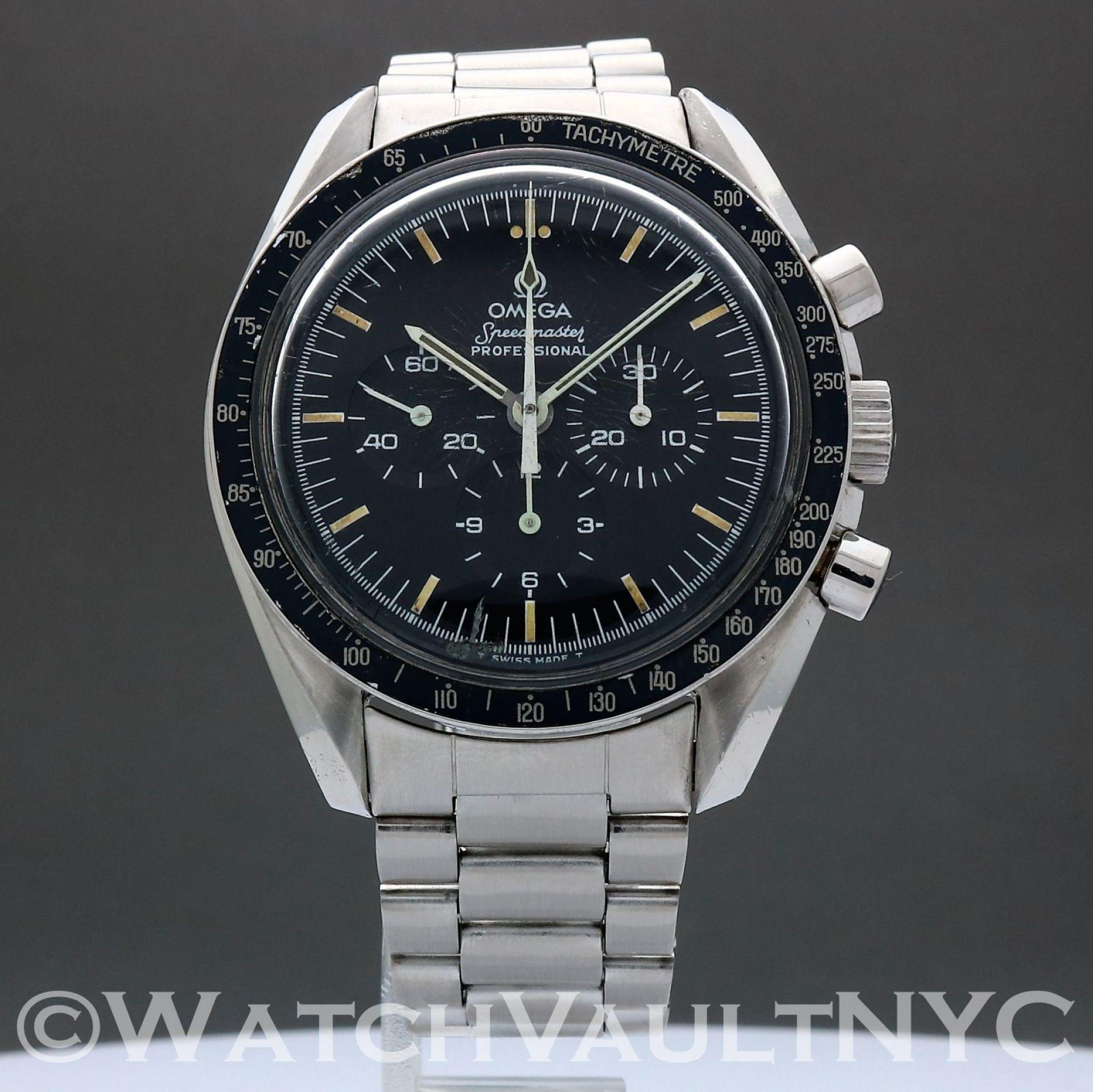 Omega Speedmaster Professional ST145.022-76 Moonwatch 1976 Vintage 42mm SC311