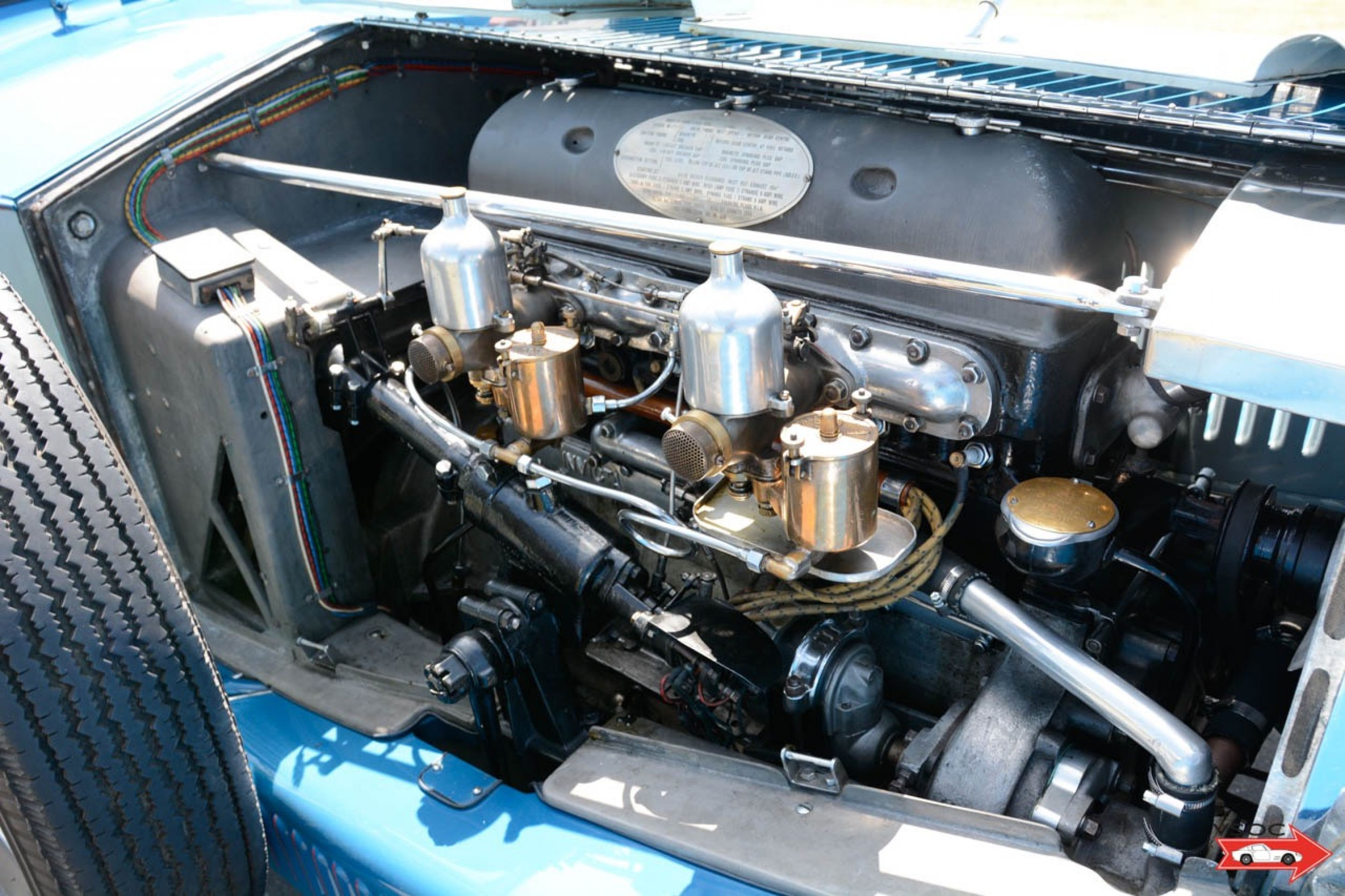 Invicta S-Type Low Chassis Drophead Coupé, great continuous history