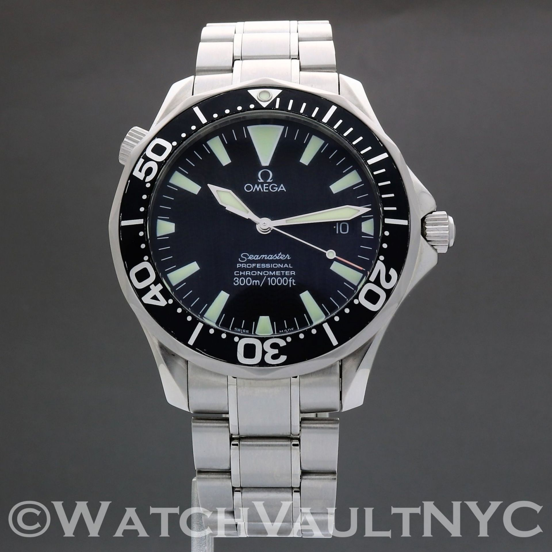 Omega Seamaster Professional 300M 2254.50 Sword Hands 41mm Auto SC506