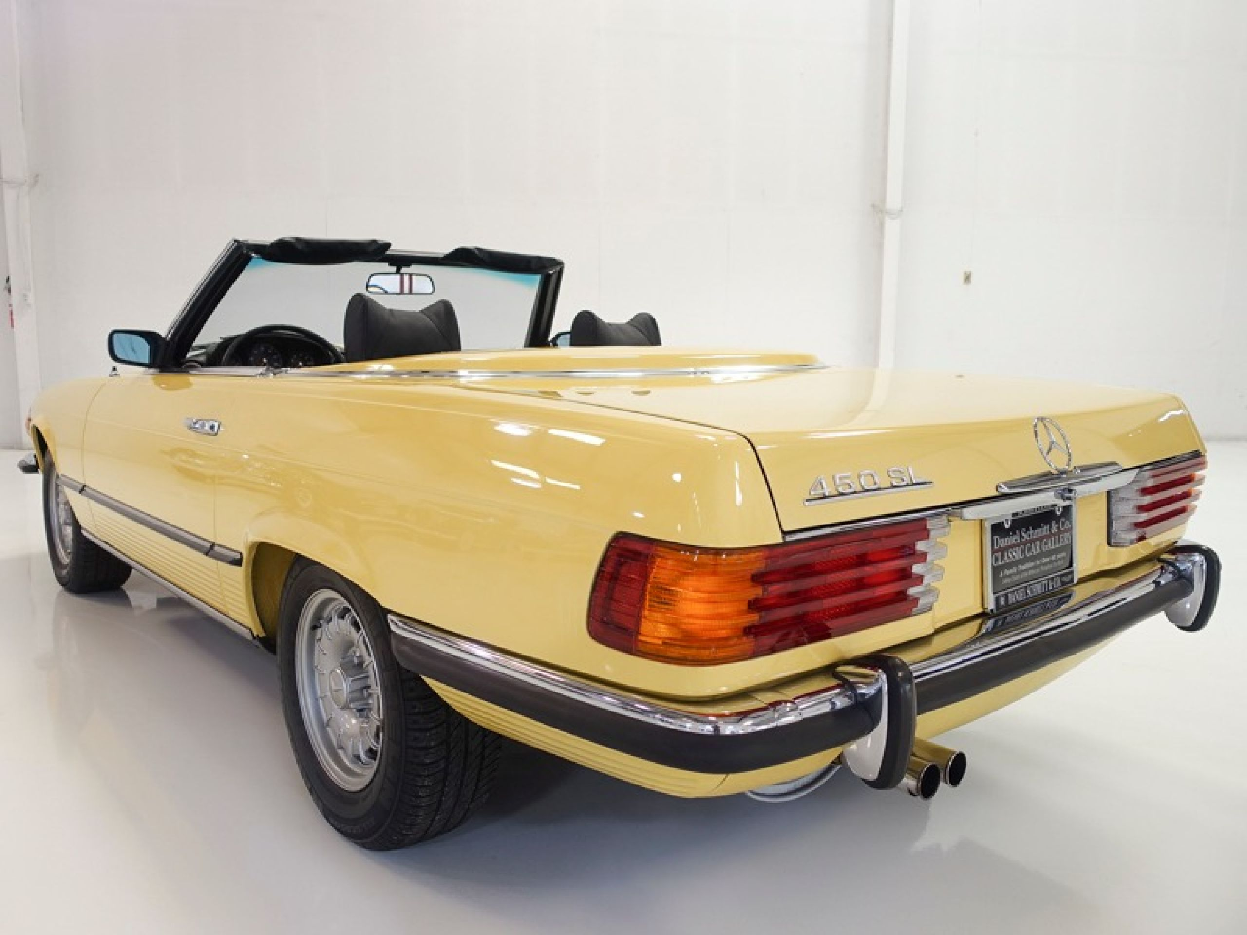 1973 Mercedes-Benz 450SL Roadster