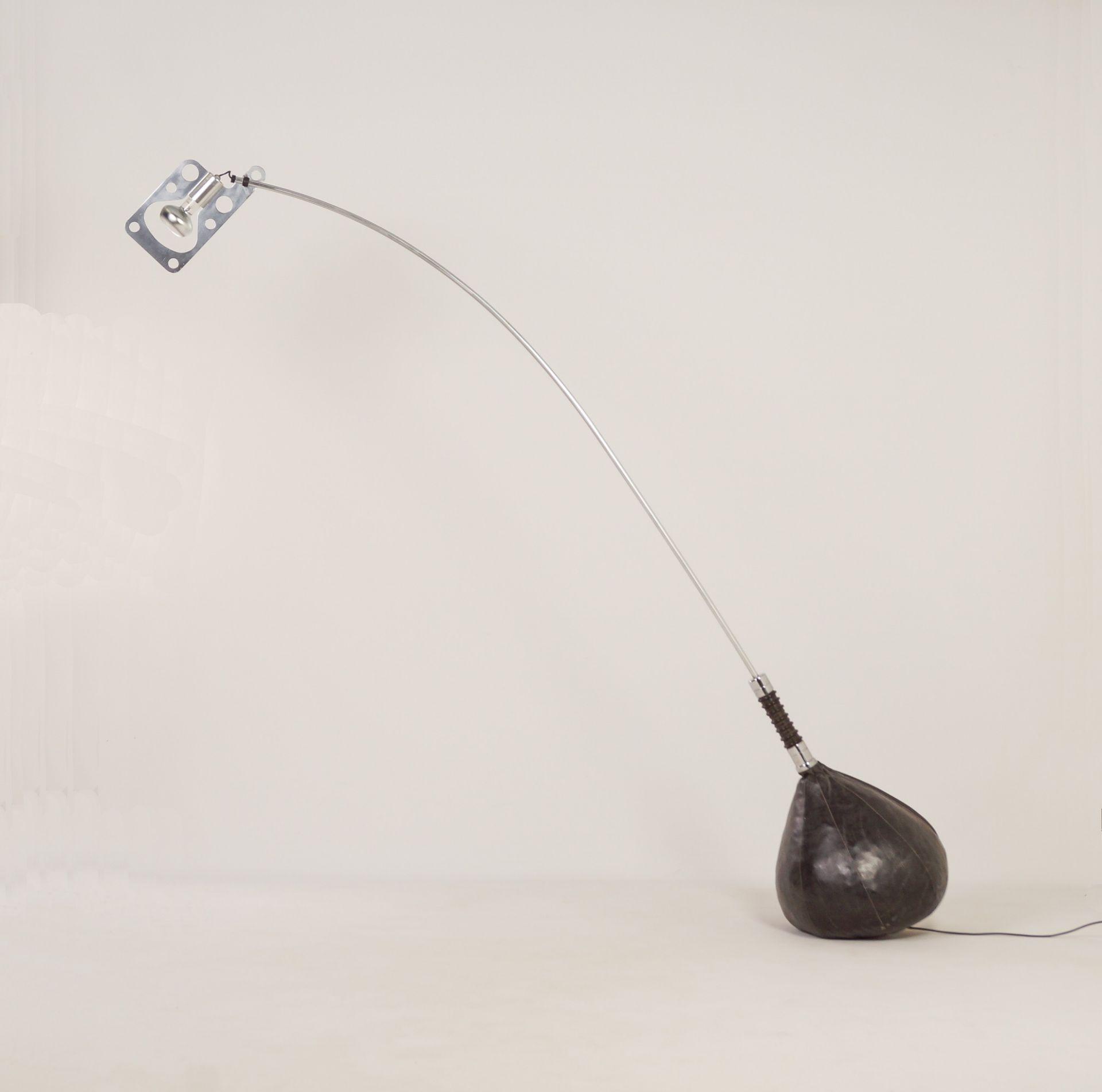 Bul-Bo floor lamp by Roberto Gabetti & Aimaro Isola for Linea GB Milano, 1969