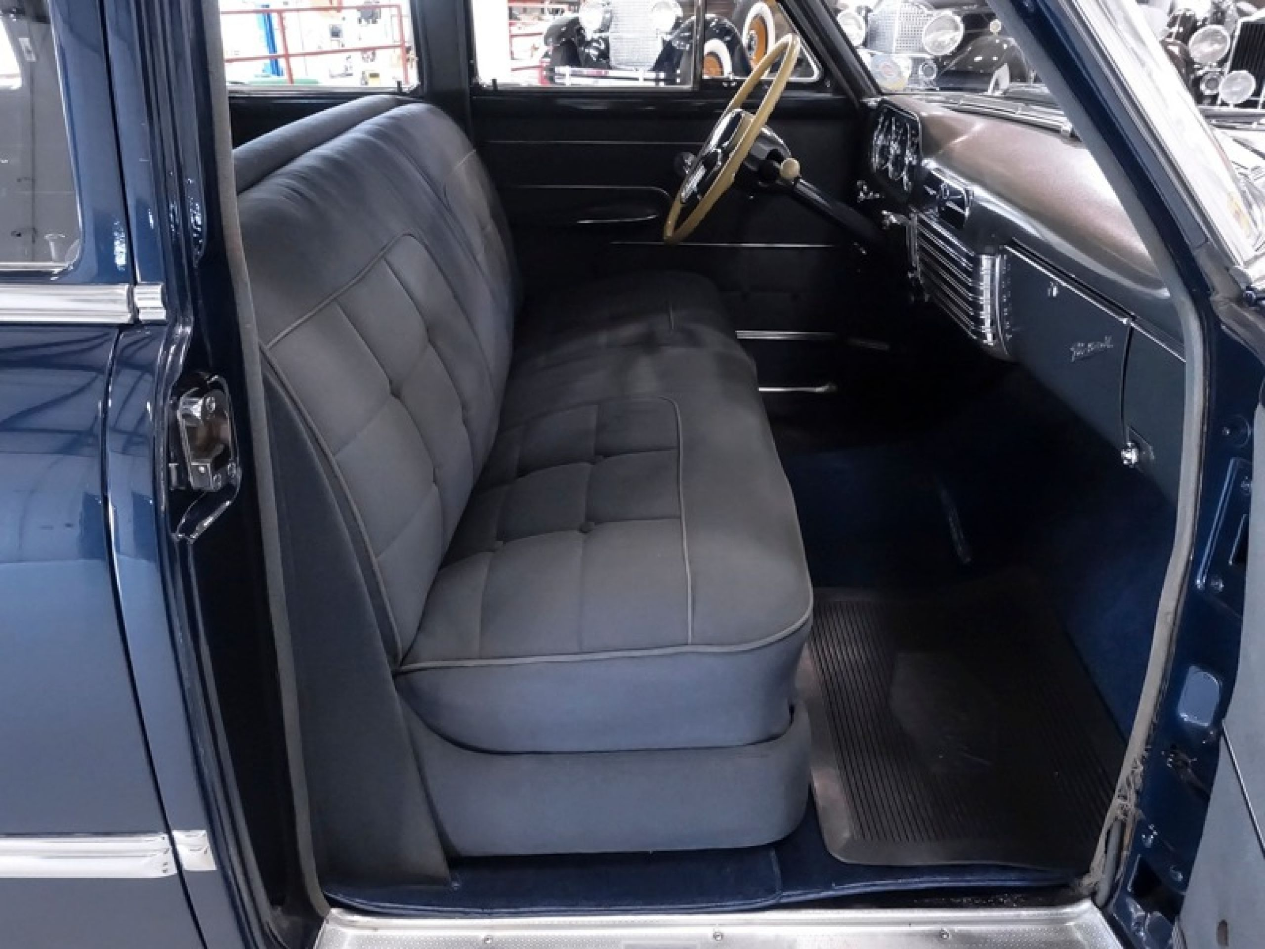 1953 Packard Executive Limousine by Henney (Used by the Secret Service)