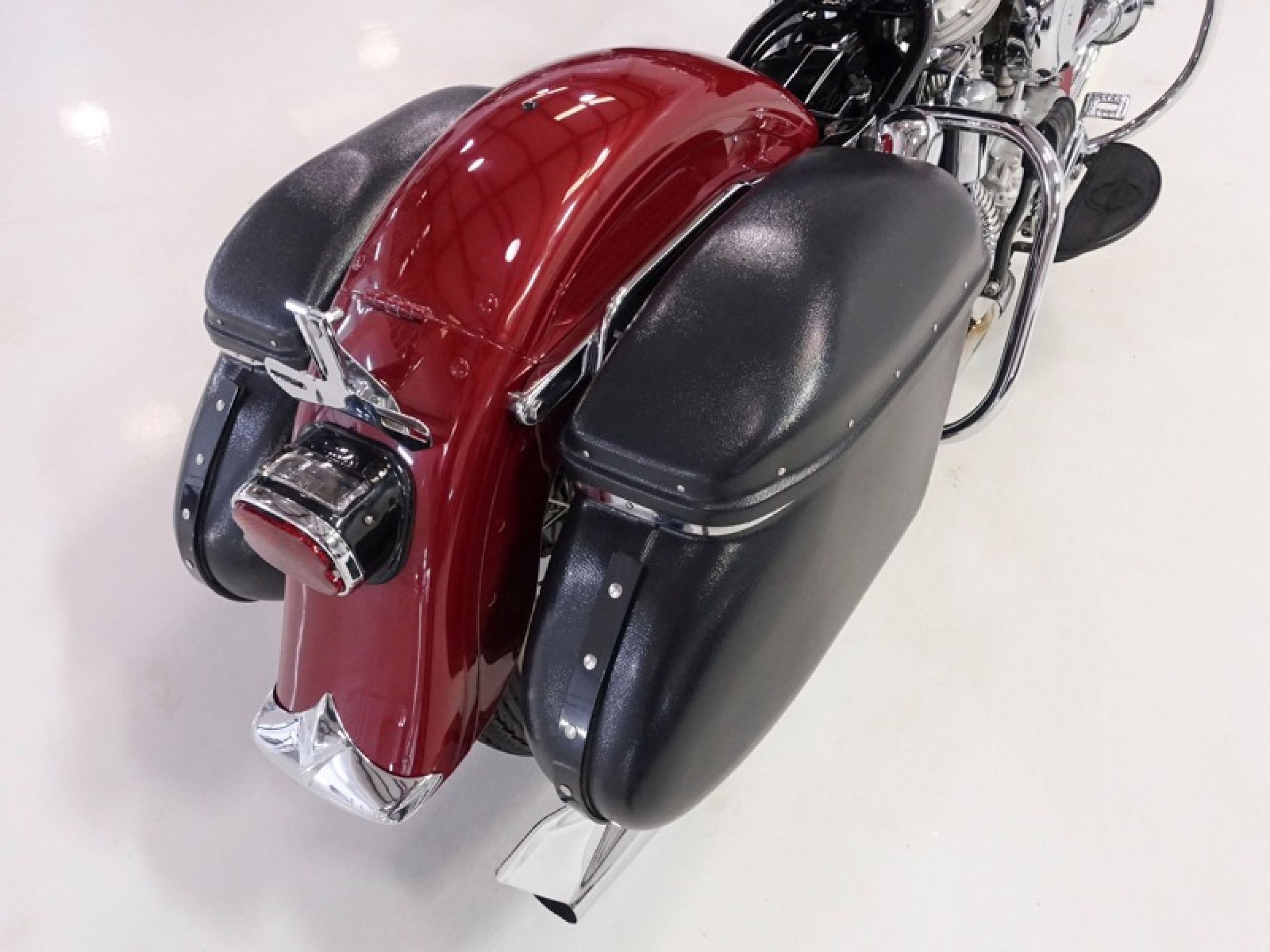 1961 Harley-Davidson Duo-Glide