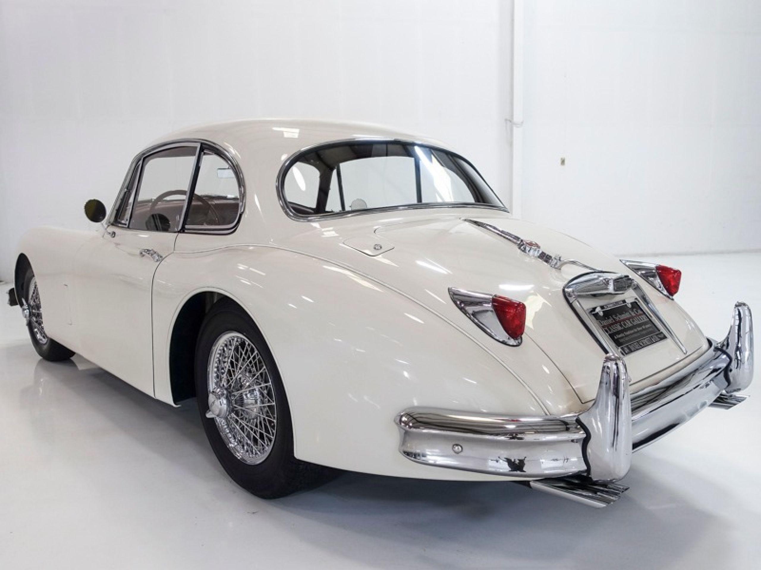 1958 Jaguar XK150 3.4 Fixed Head Coupe