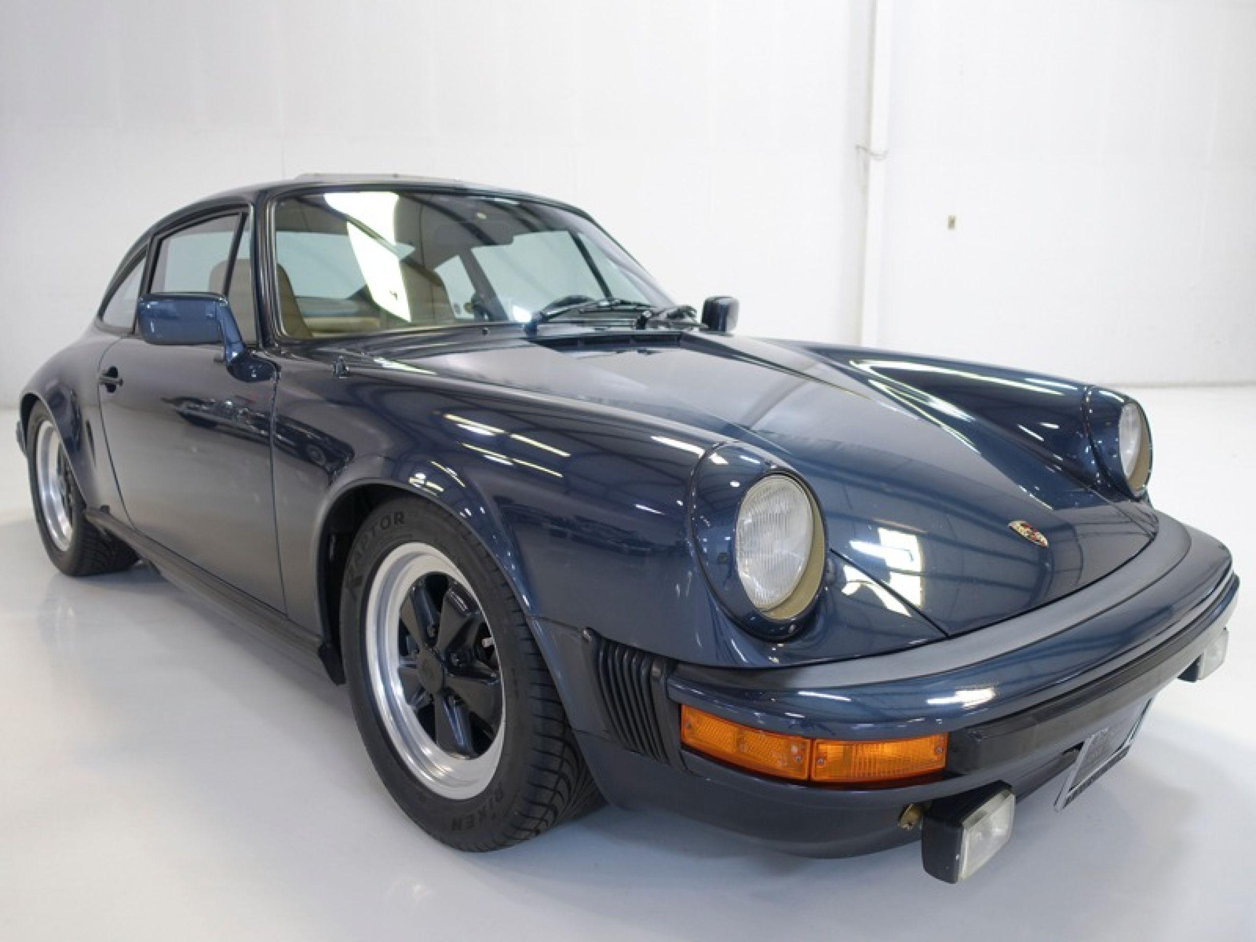 1980 Porsche 911SC Sunroof Coupe