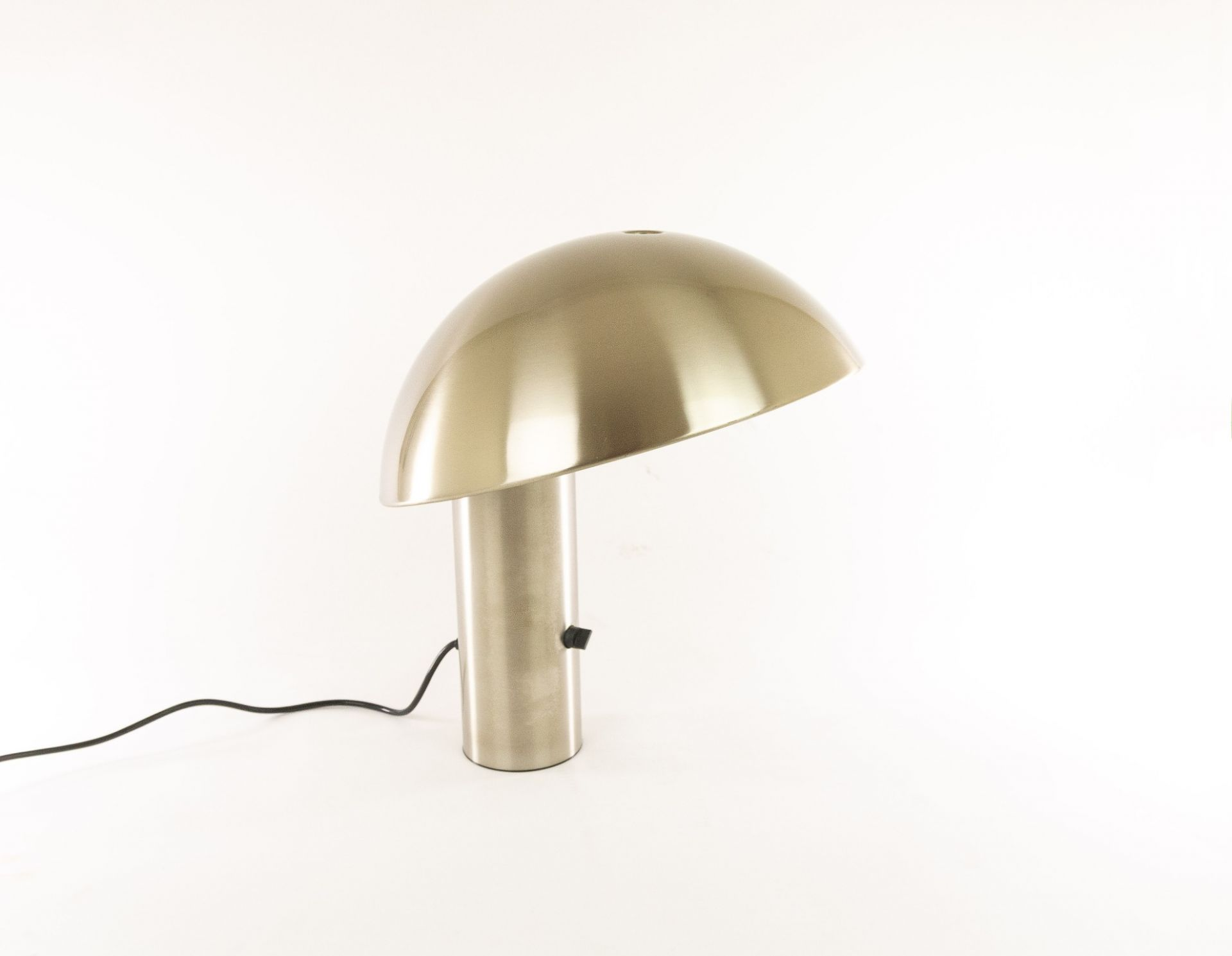 Vaga table lamp by Franco Mirenzi for Valenti, 1970s