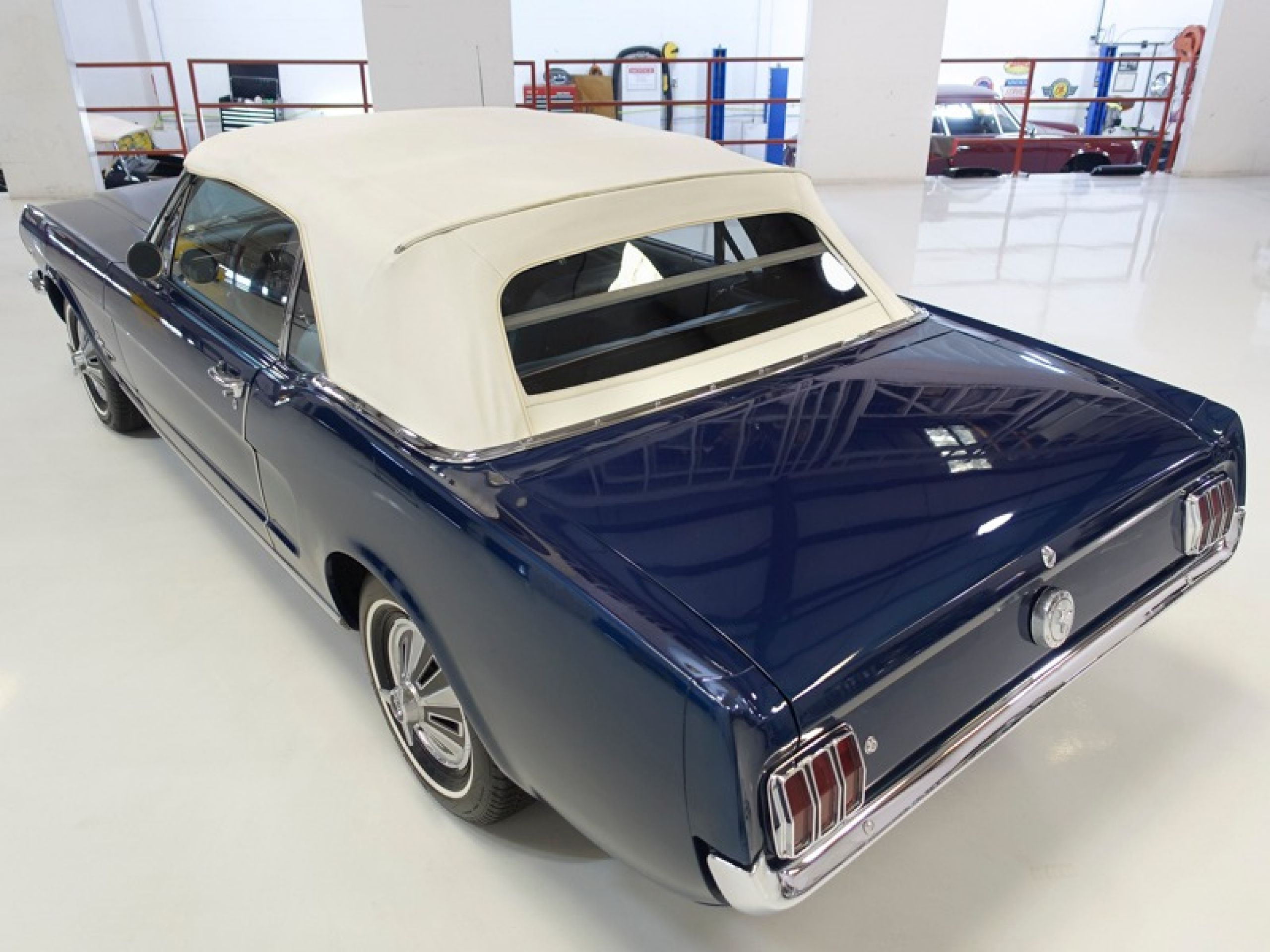 One Owner 1966 Ford Mustang Convertible