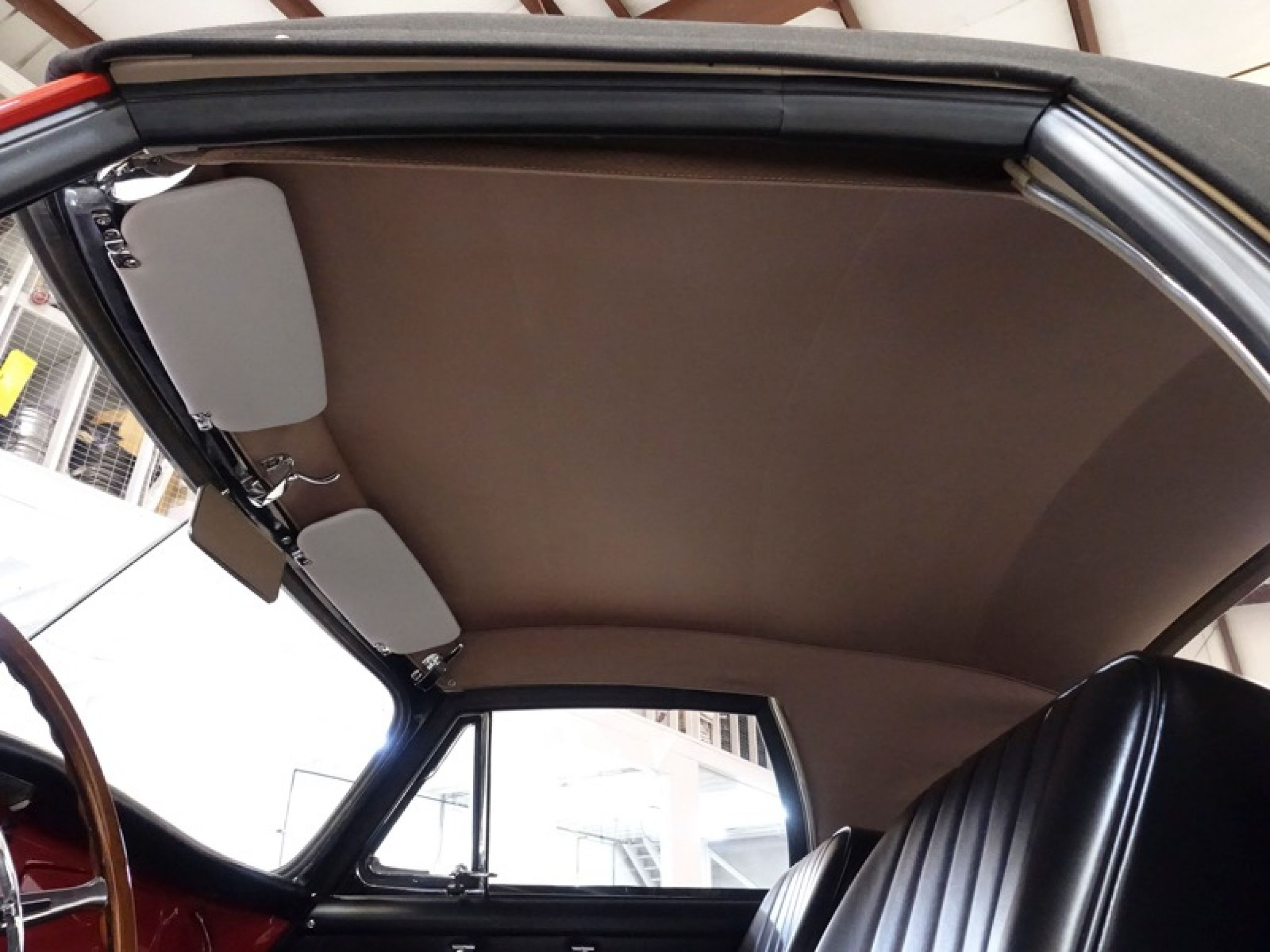1963 Porsche 356 B Carrera 2 GS Cabriolet