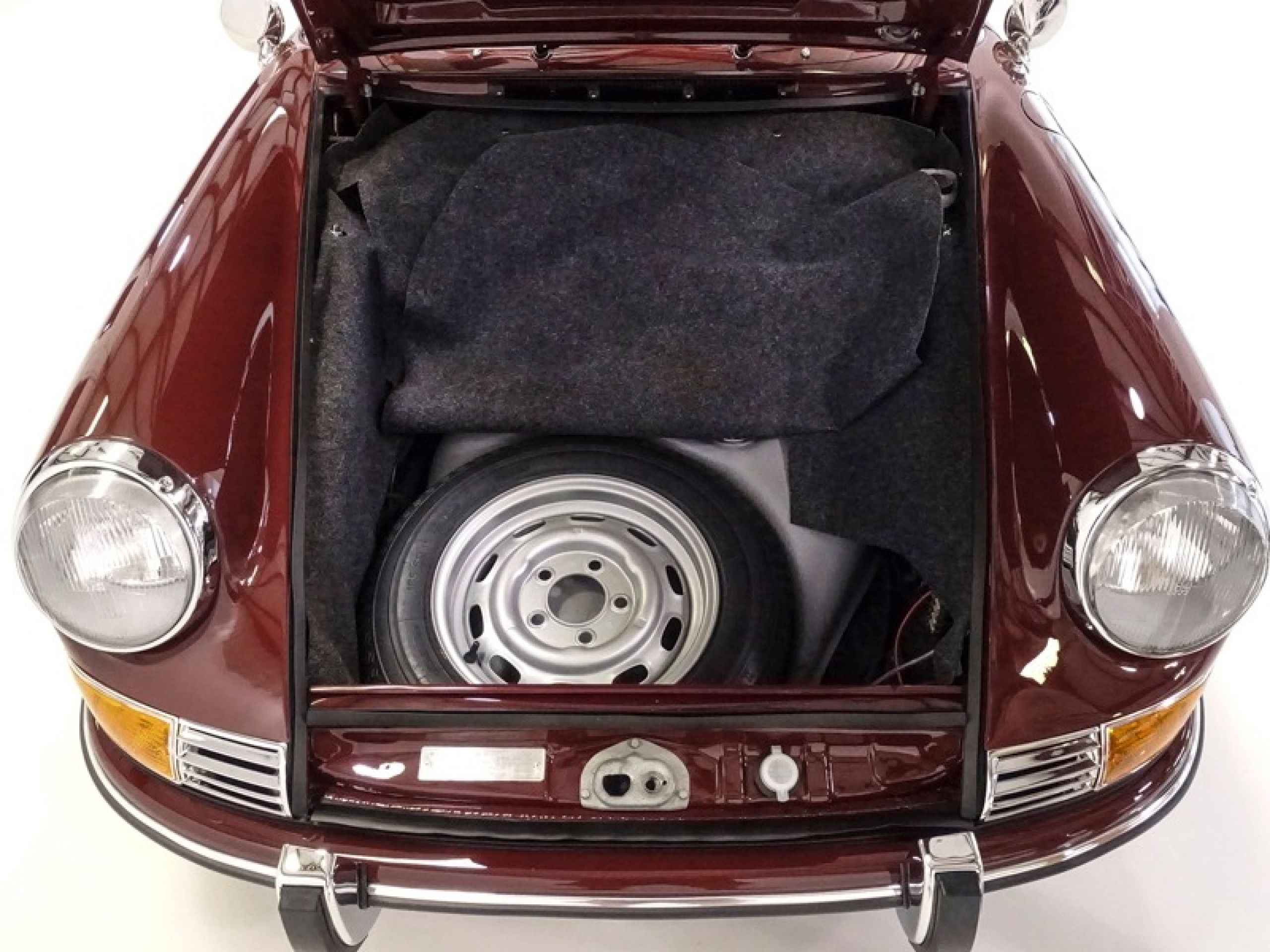 1969 Porsche 912 Coupe by Karmann