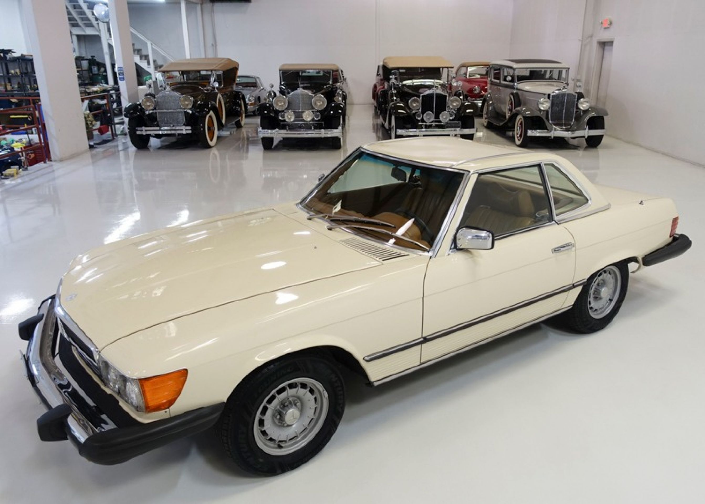 1979 Mercedes-Benz 450SL Roadster