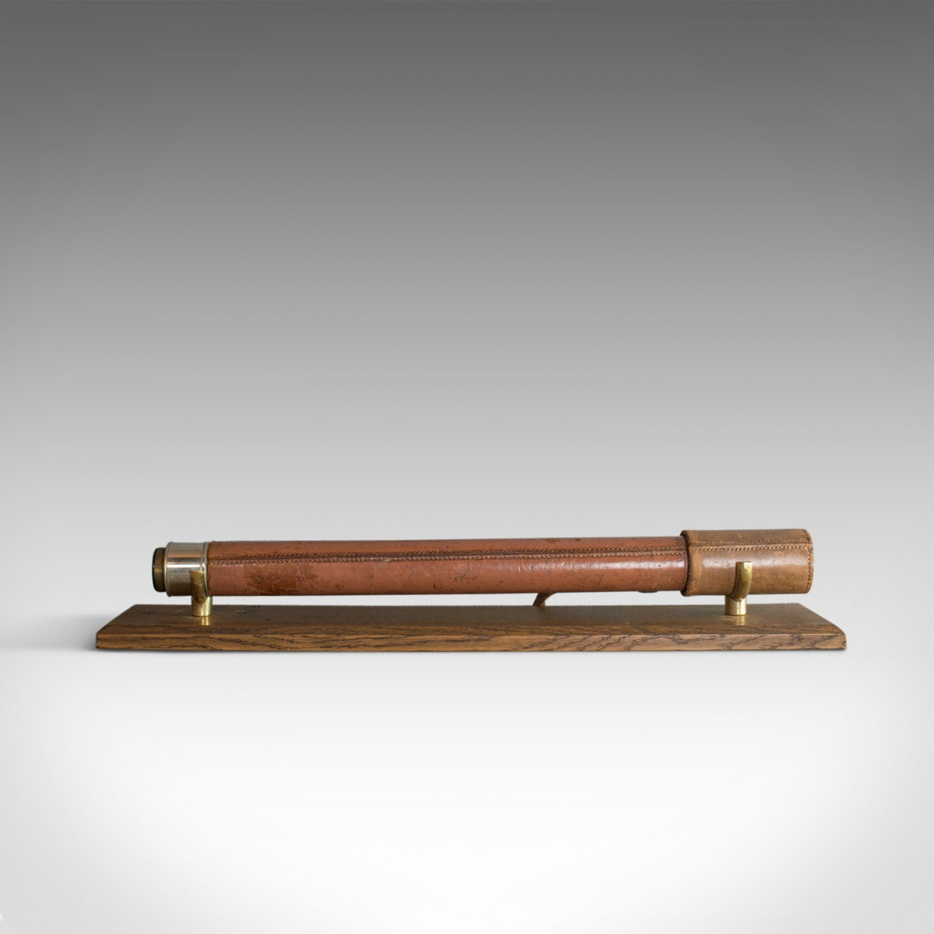 Antique Telescope, H Hughes and Son, London, Officer of the Watch, Early C20th