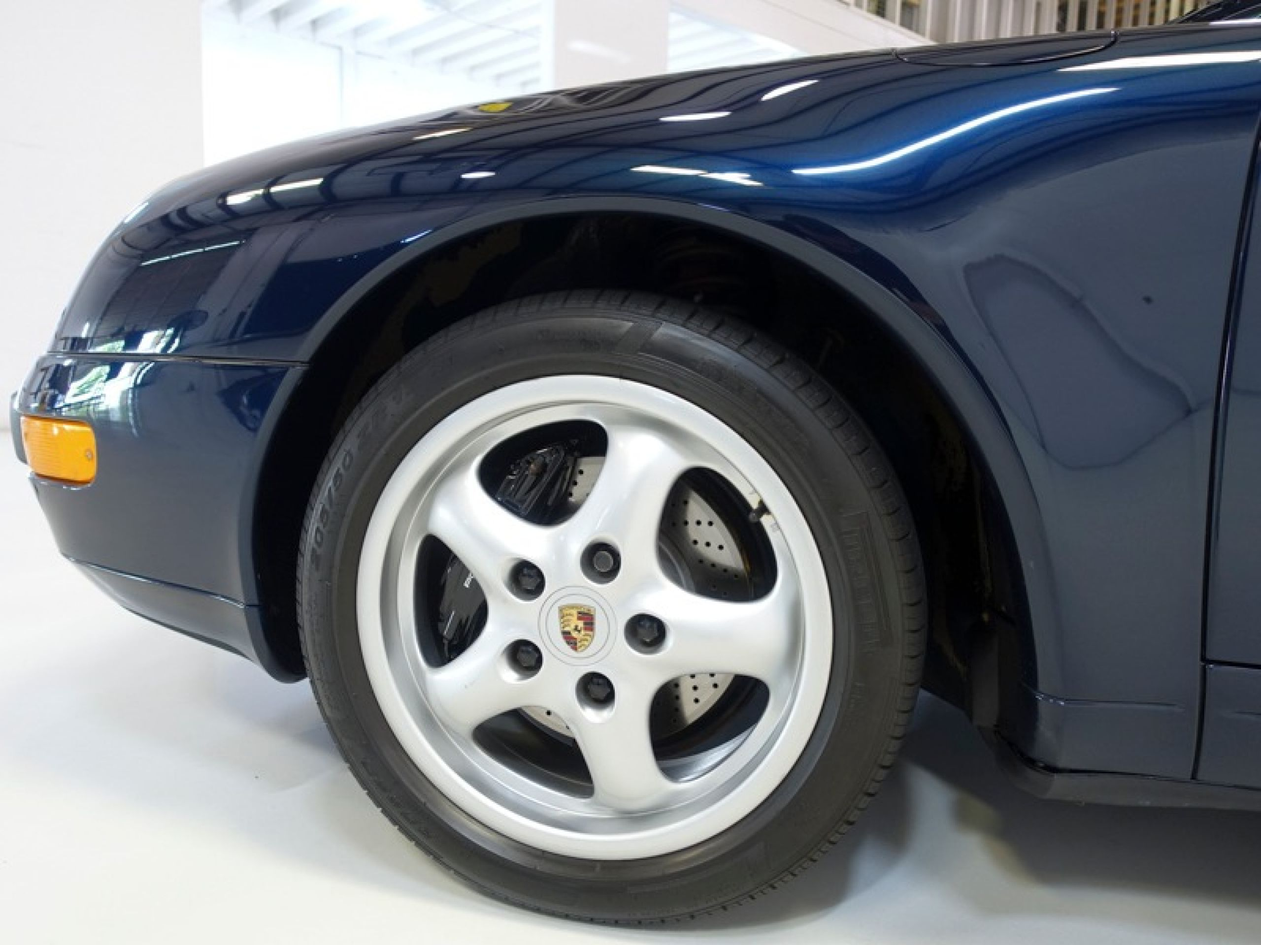 1997 Porsche 911 Carrera 2 Cabriolet