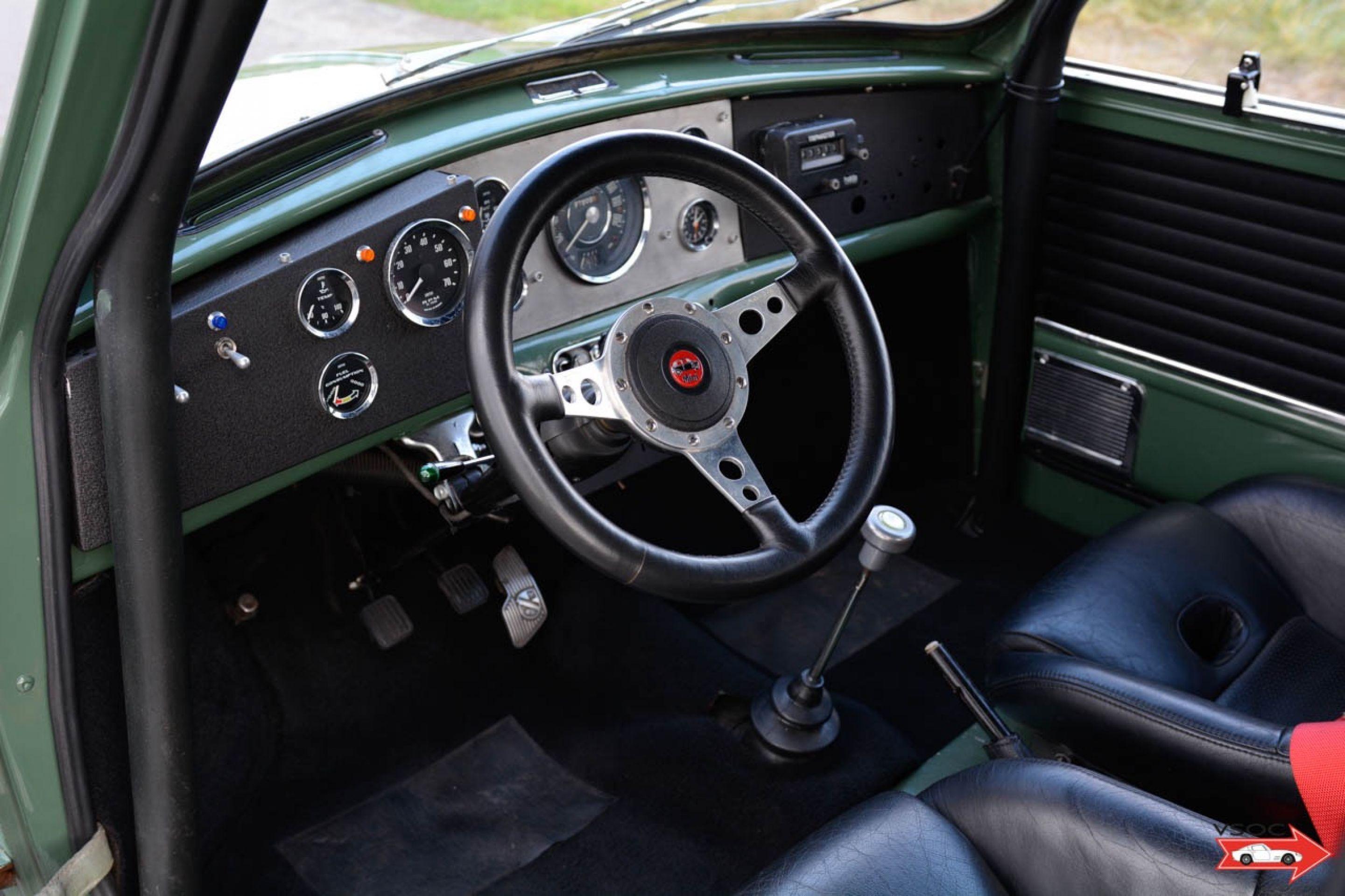 Morris Mini Cooper S 1275 MK1 - very nice and well prepared