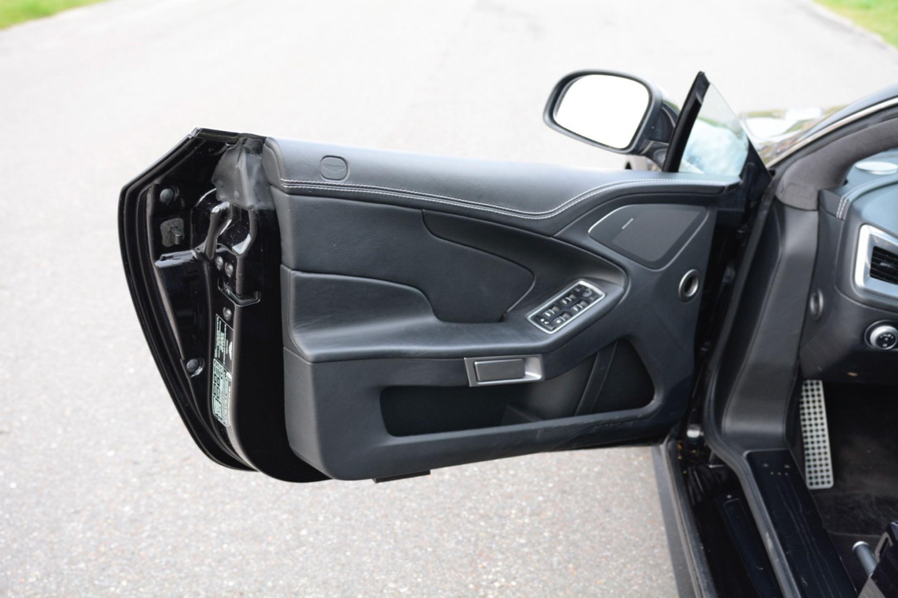 Magnificent Aston Martin Vanquish from 2013