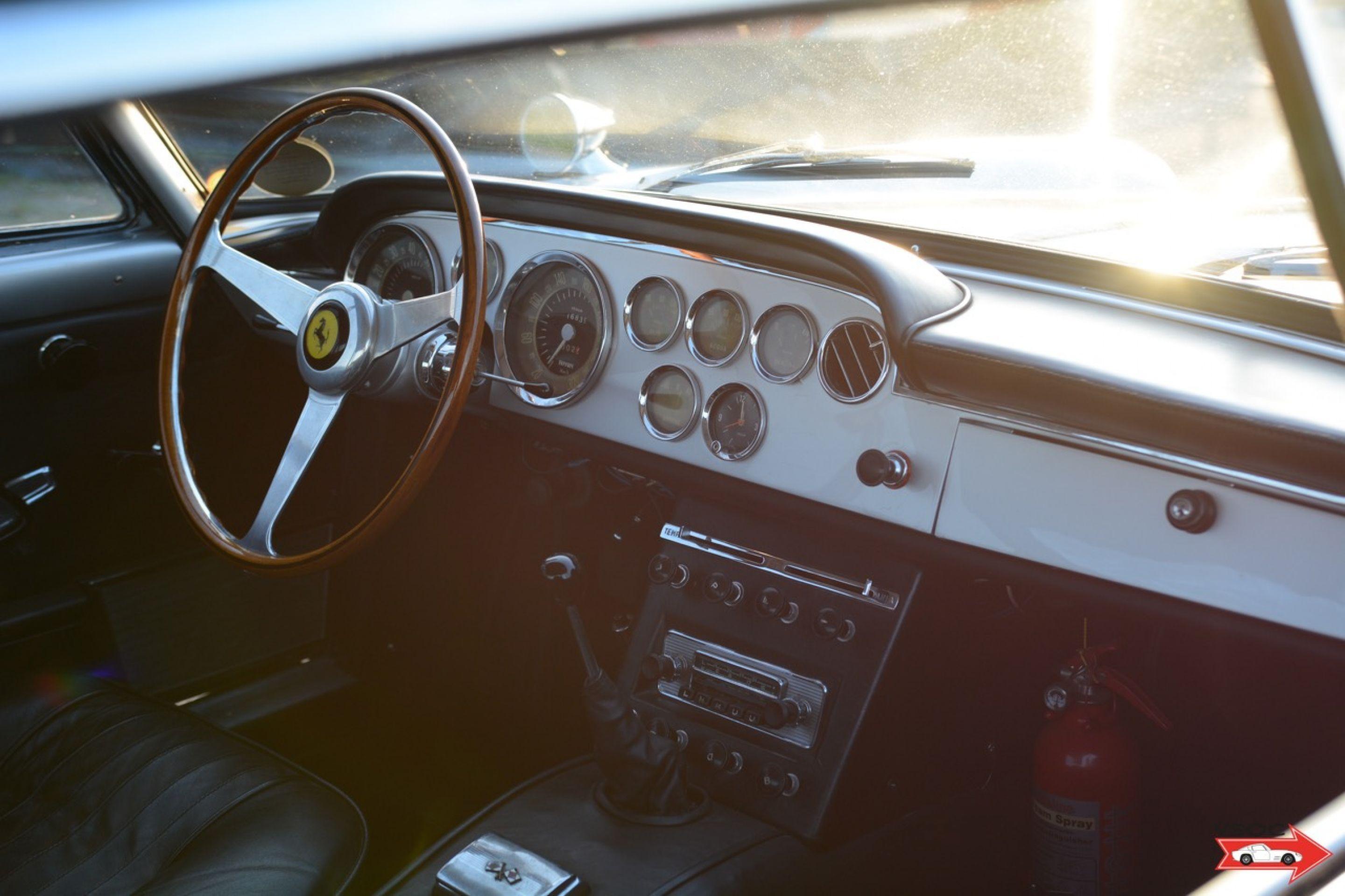 Ferrari 250 GTE - very nice, matching numbers