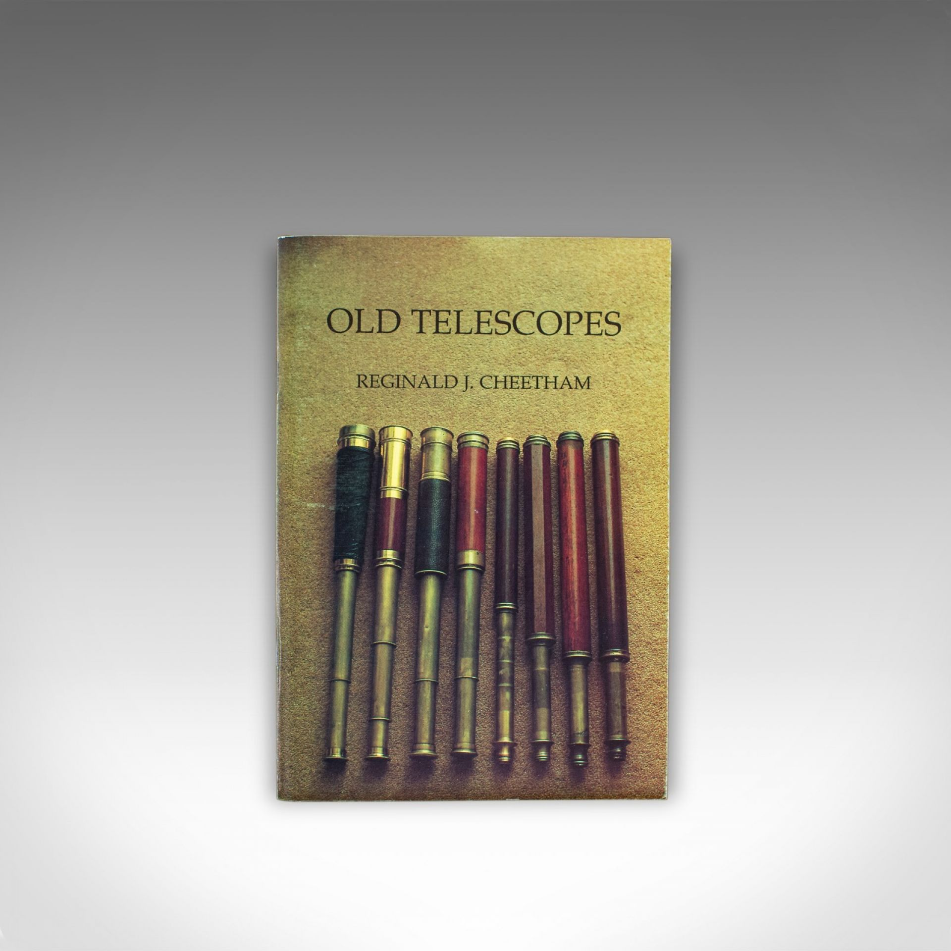 Old Telescopes by Reginald J. Cheetham, Scientific Instrument Book December 1997