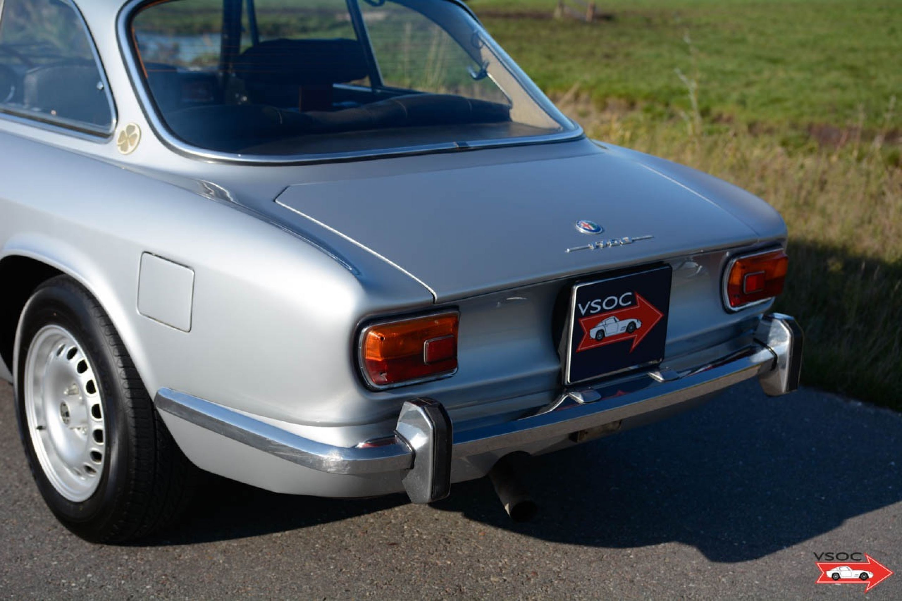 1970 Alfa Romeo 1750 GTV - Very nice original colour configuration