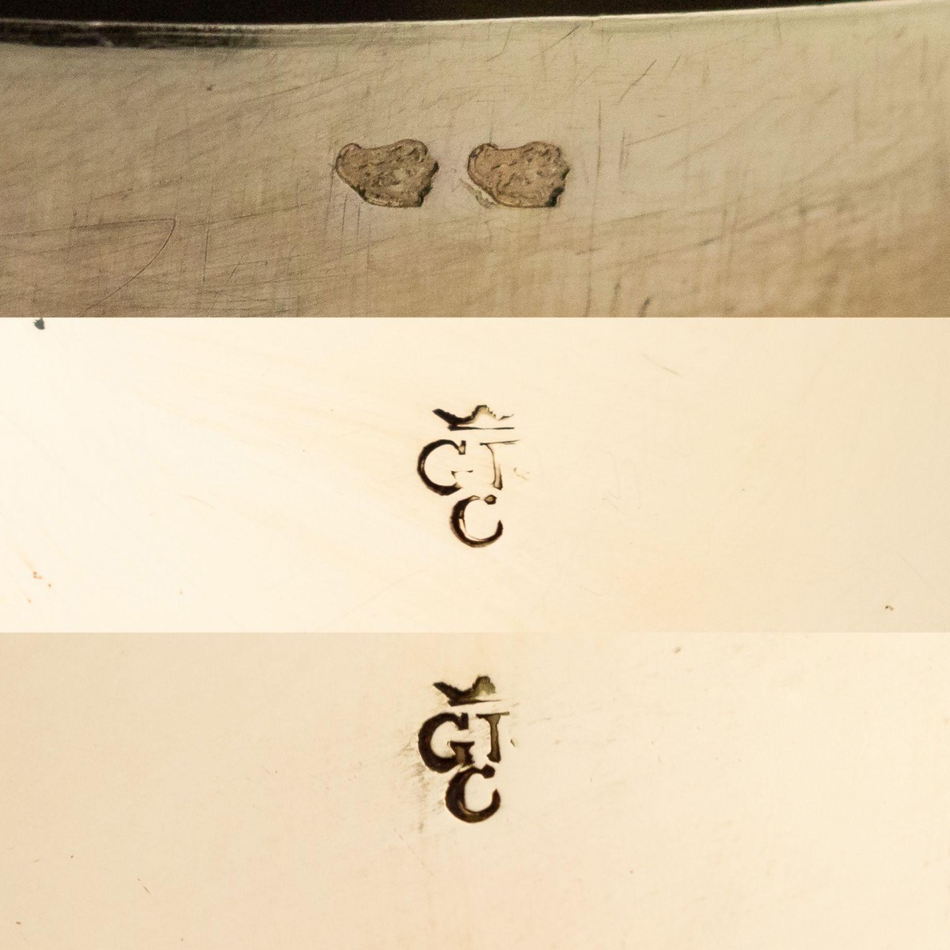 ANTIQUE 18thC SWISS 18k GOLD & ENAMEL SNUFF BOX, GUIDON, REMOND & GIDE c.1790