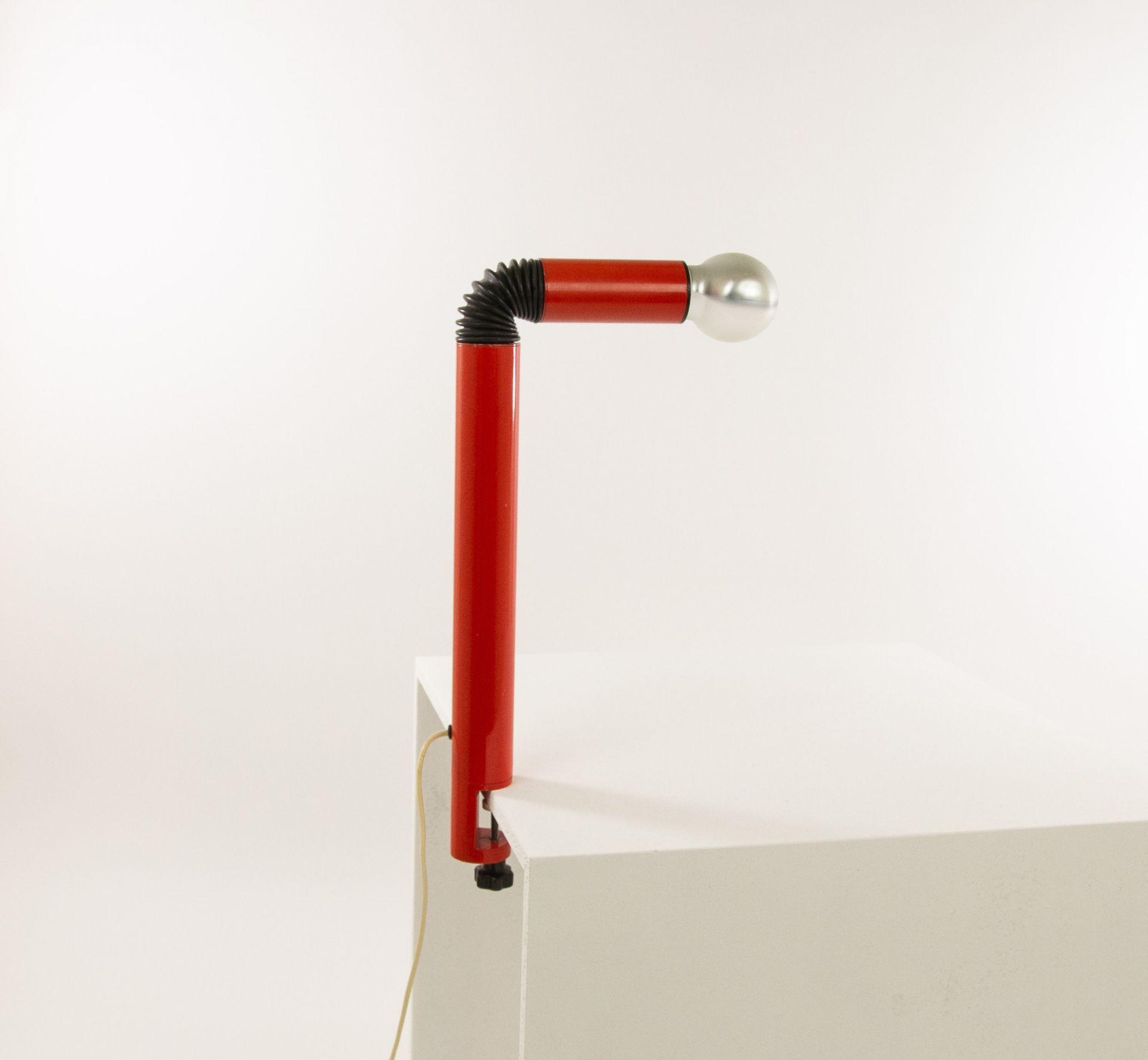 A pair of Periscopio table lamps by Danilo & Corrado Aroldi for Stilnovo, 1967