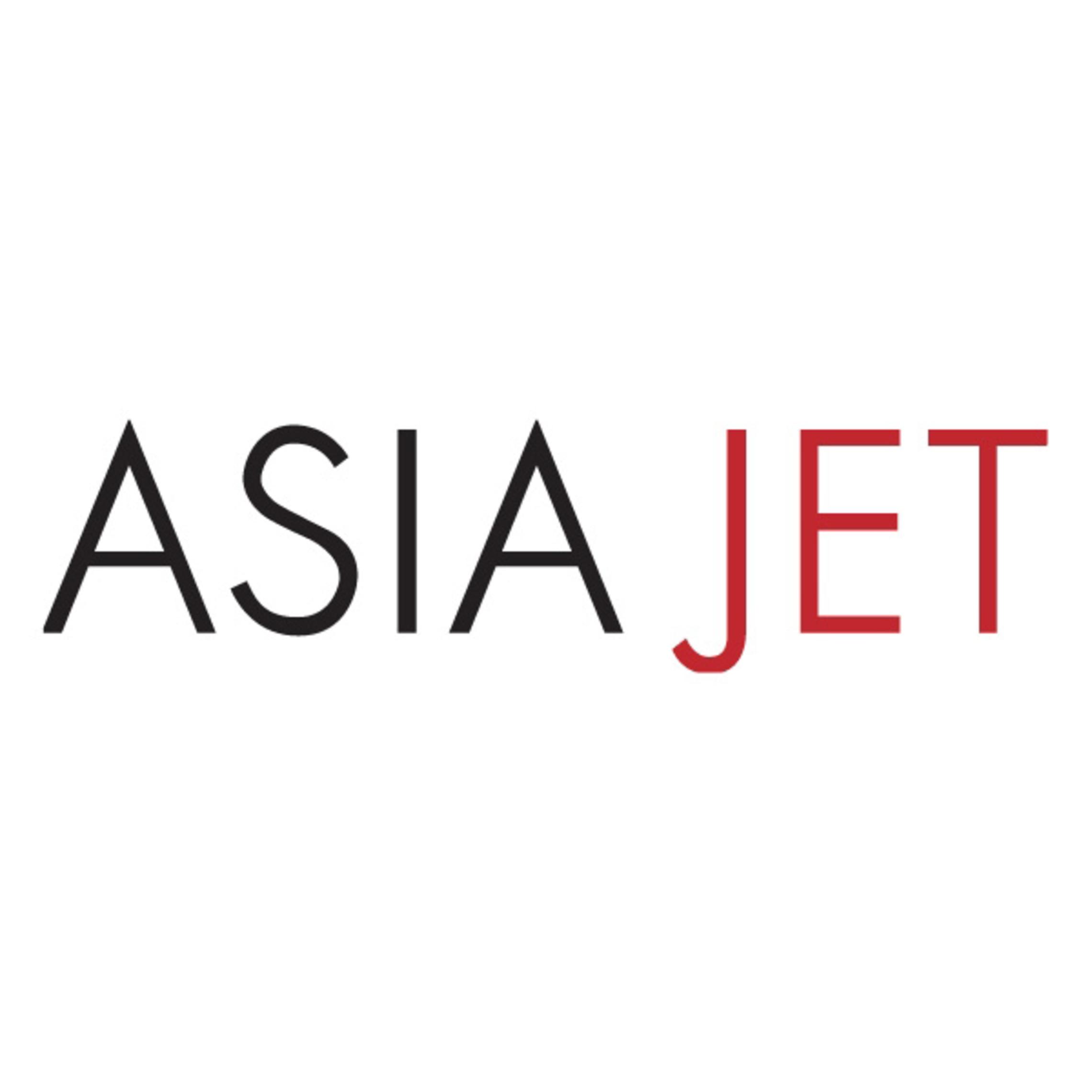asia jet- company logo