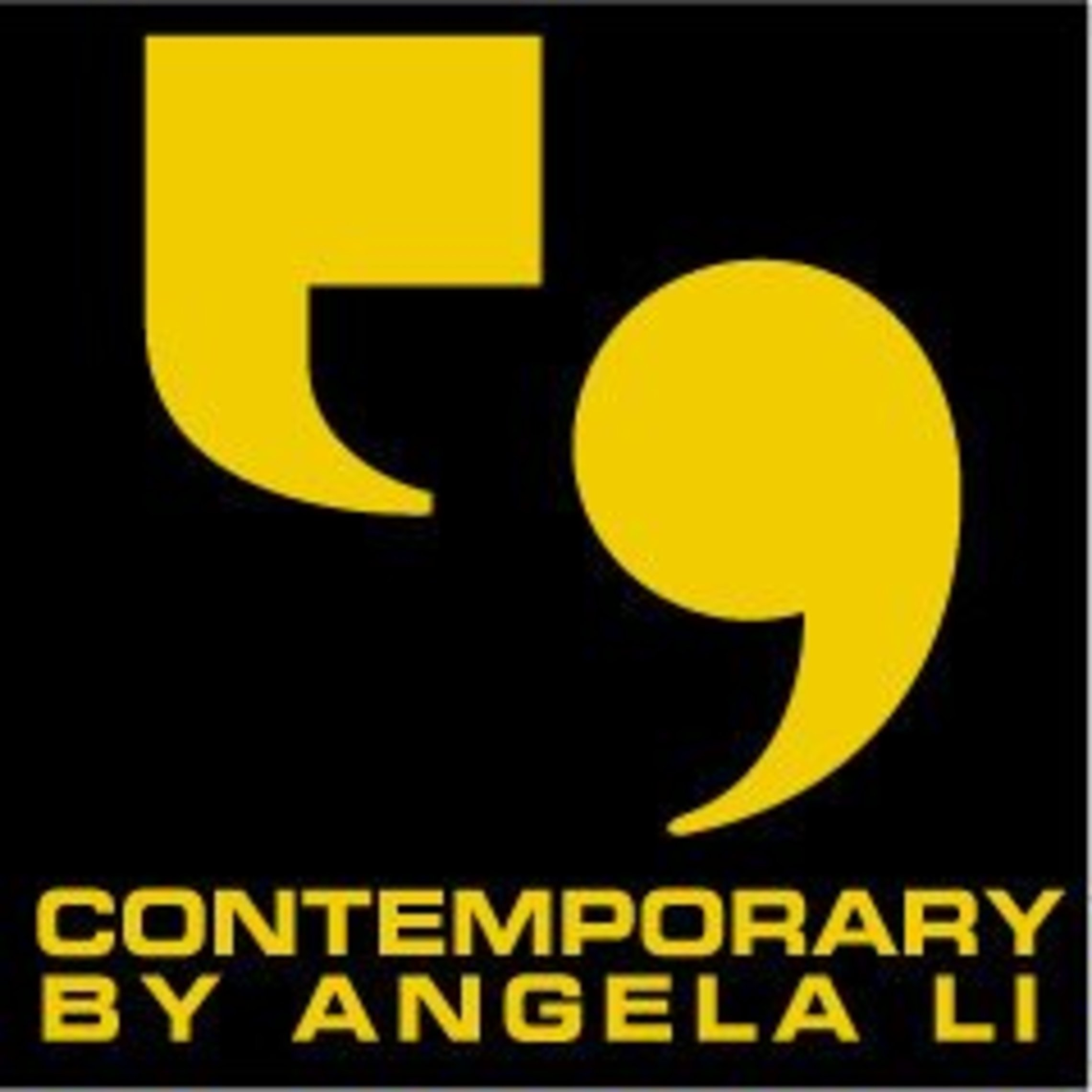 contemporary by angel- company logo