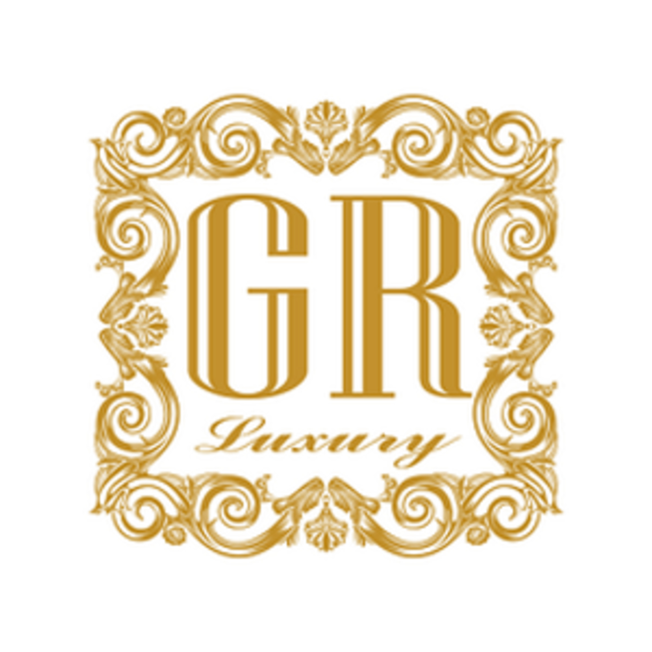 gr luxury watches- company logo