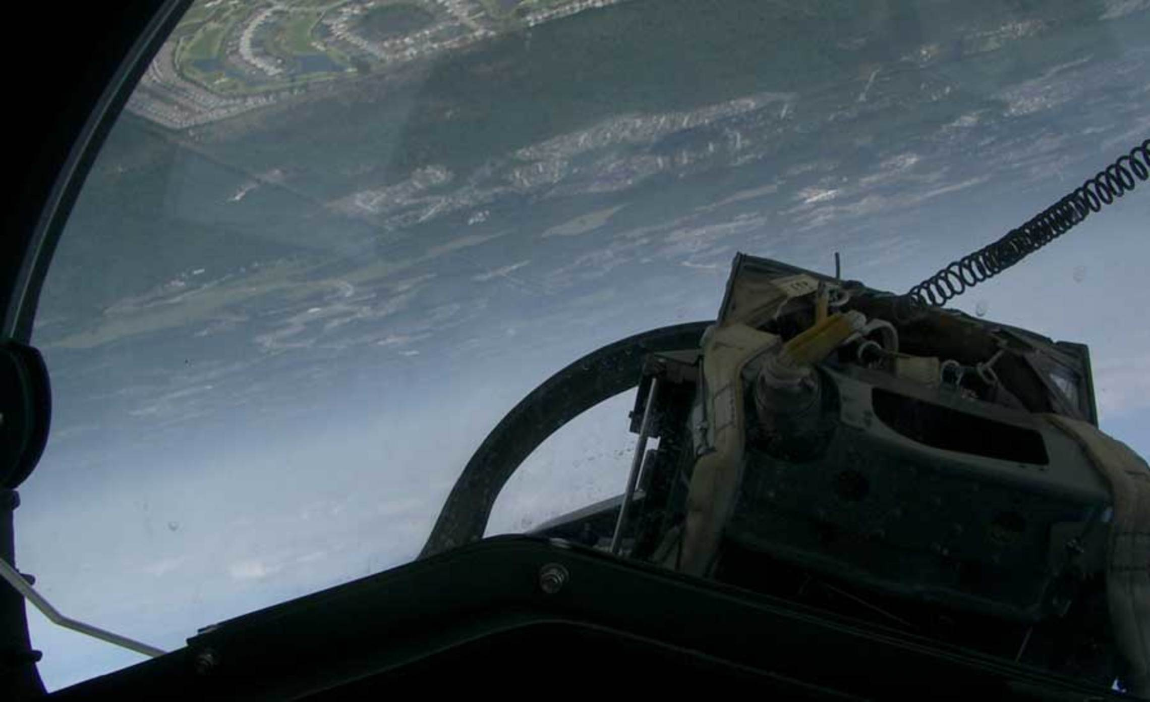 Fly a Fighter Jet in Beautiful Florida