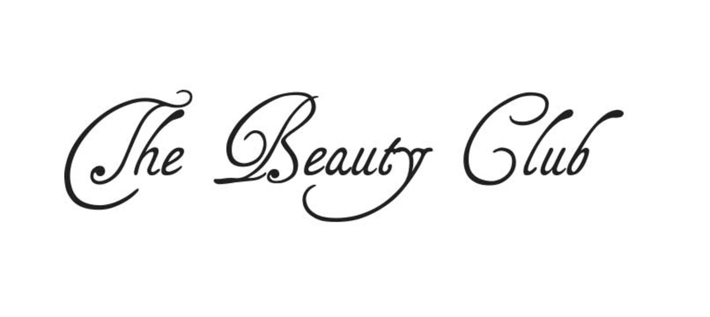 the beauty club- company logo