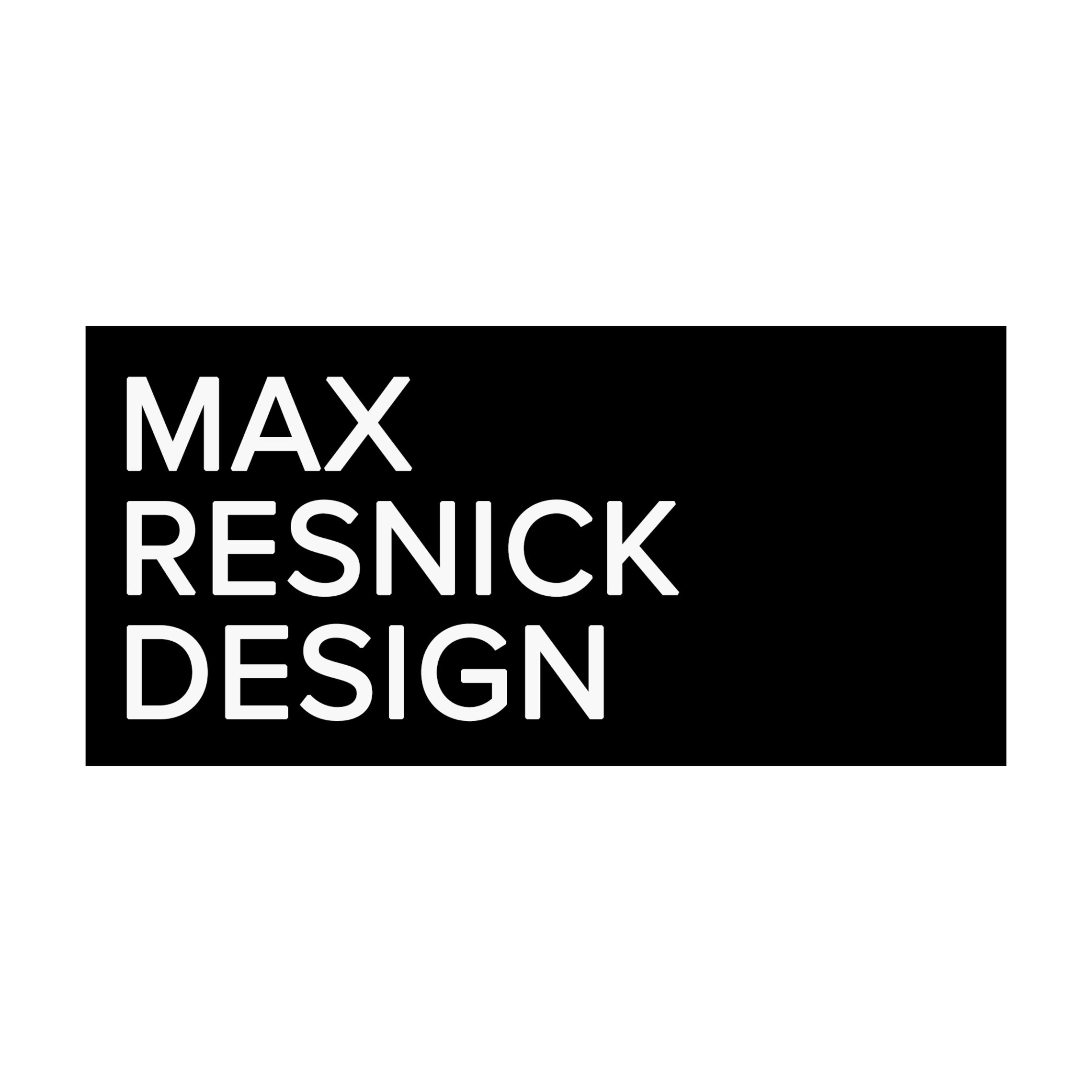 max resnick design- company logo
