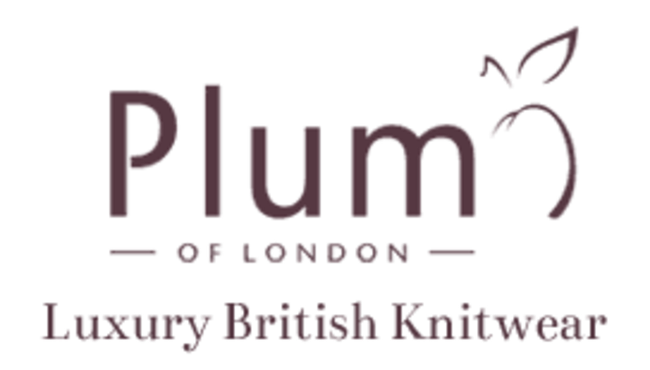 plum of london- company logo