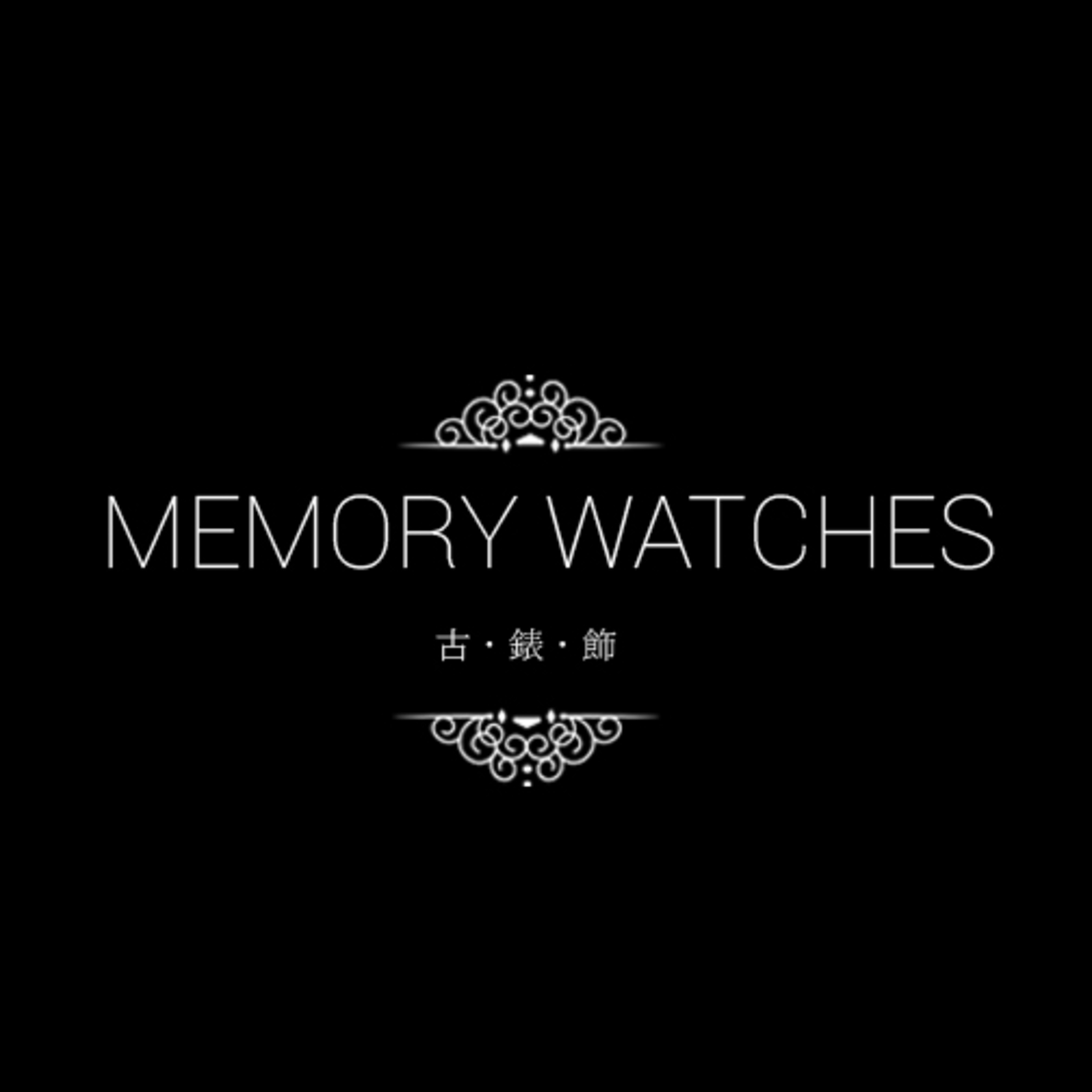 memory watch and- company logo