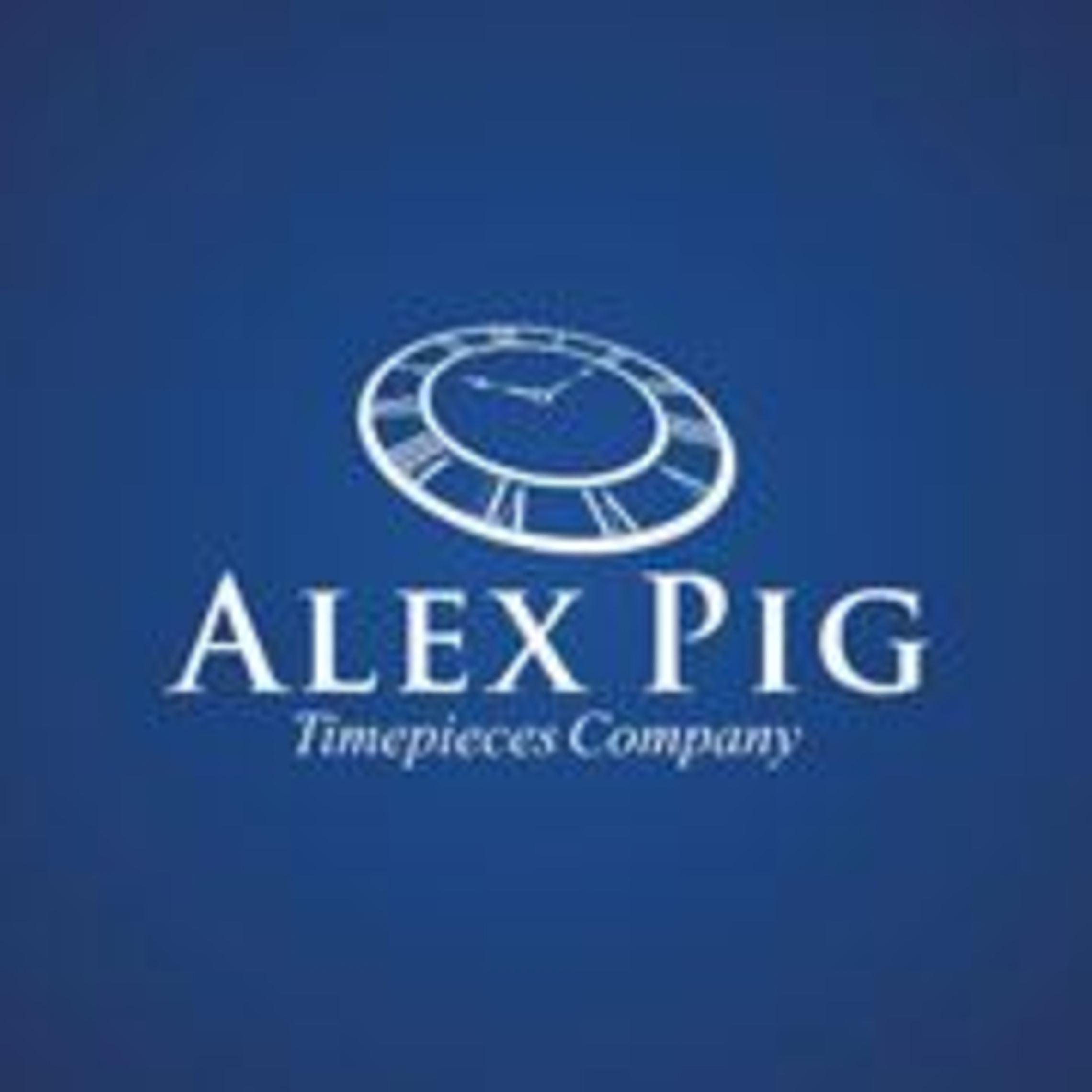alex pig timepieces- company logo