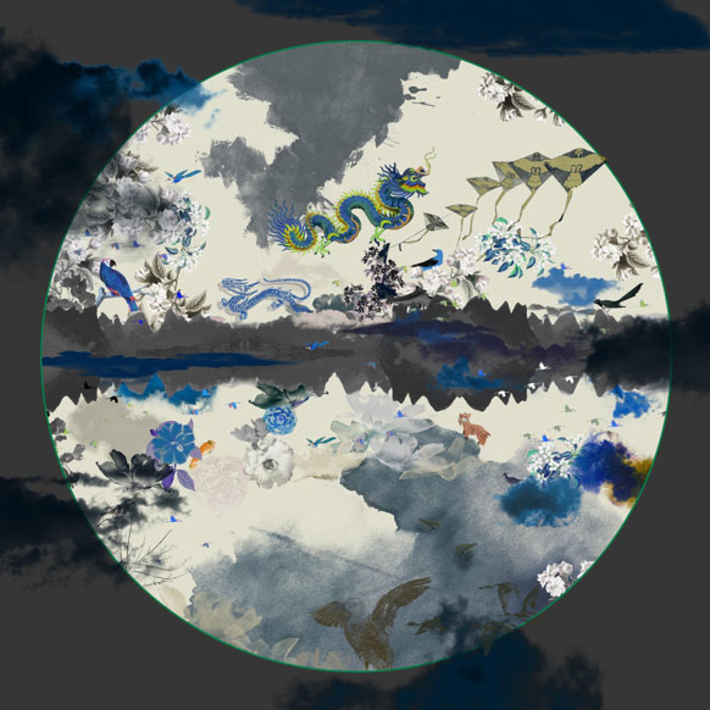 MOON by Zhang Guang-Yu