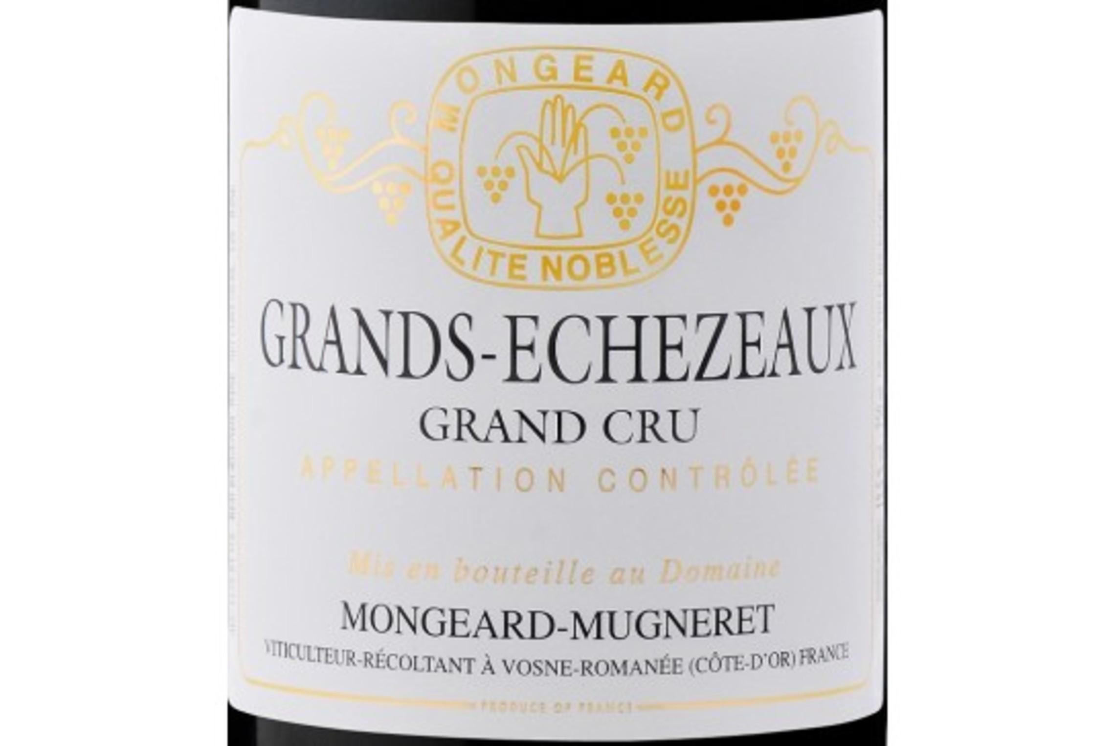 2012 Mongeard-Mugneret Grands-Echezeaux