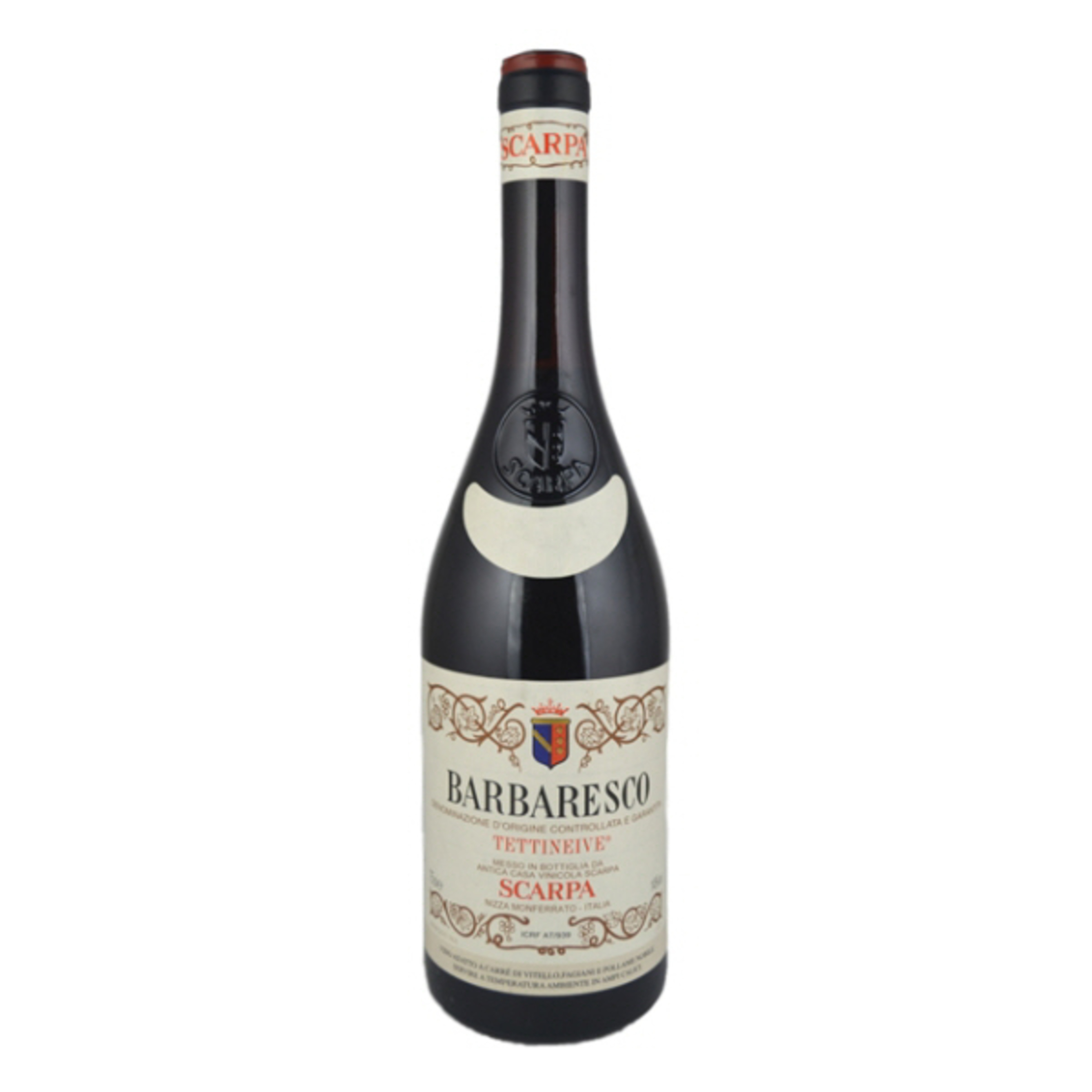 Barbaresco Tettineive 1989