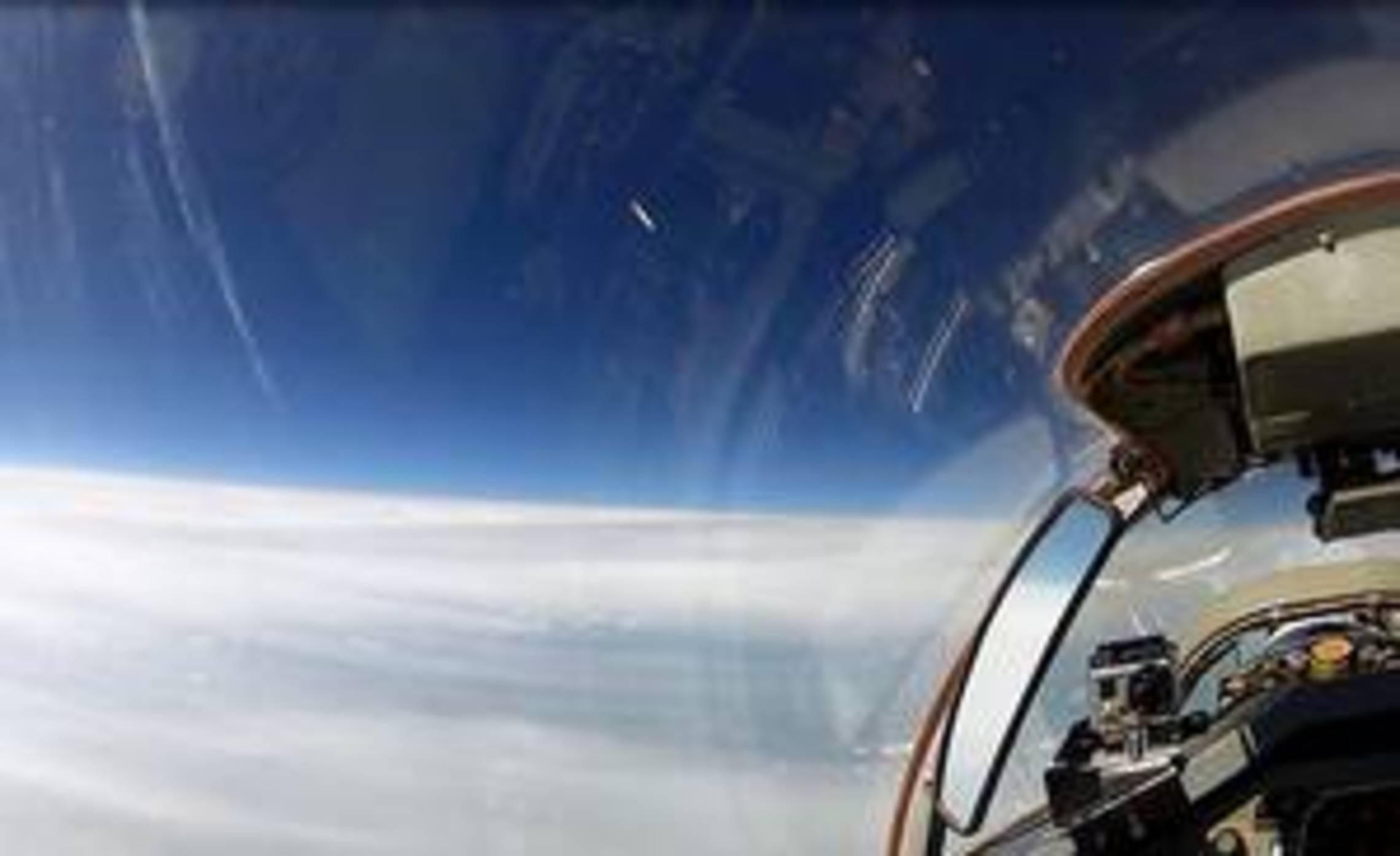 MiG-29 Edge of Space Flight