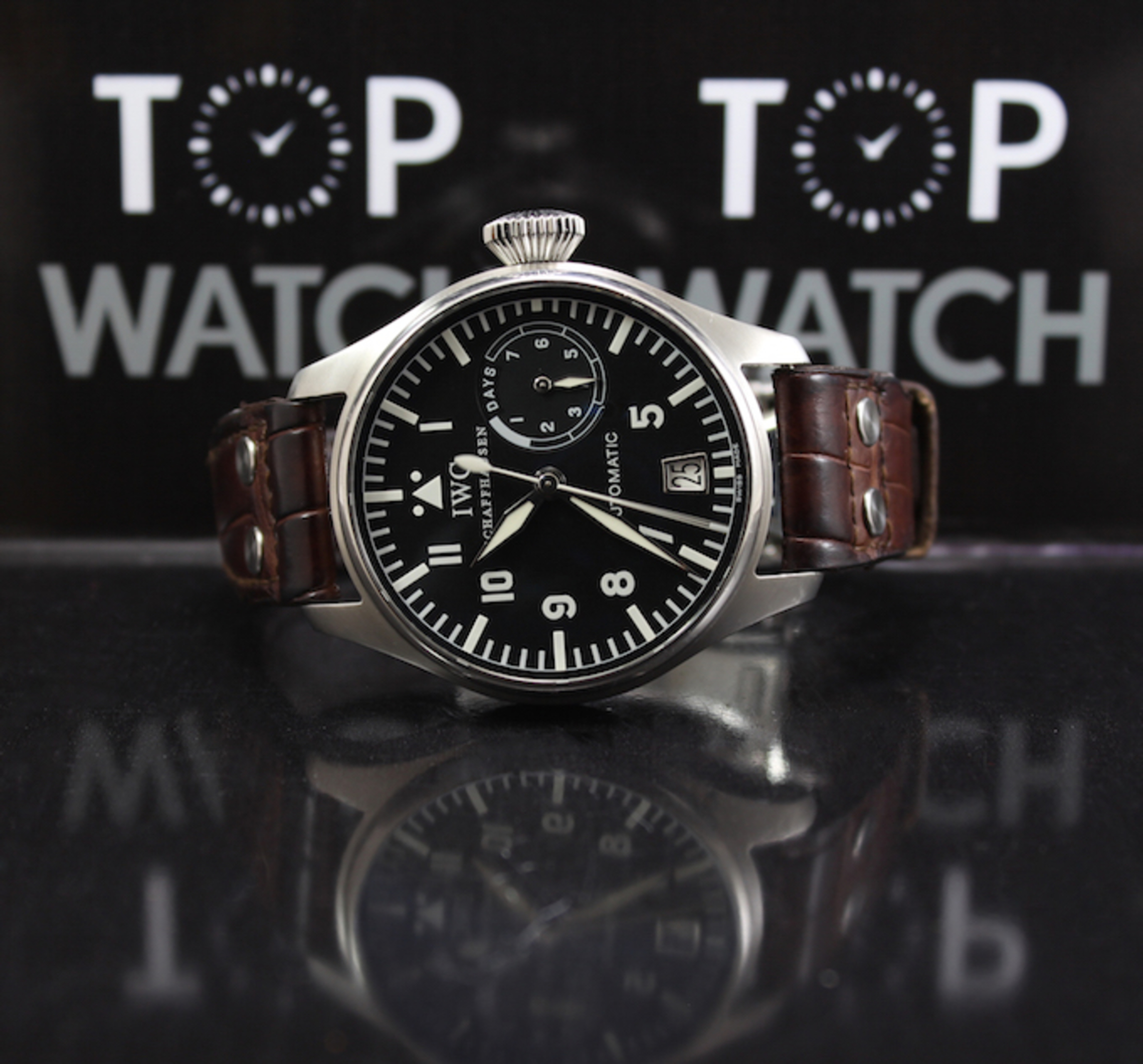 TOPWATCH - IWC Big Pilot (2005) Transition Model - MINT CONDITION