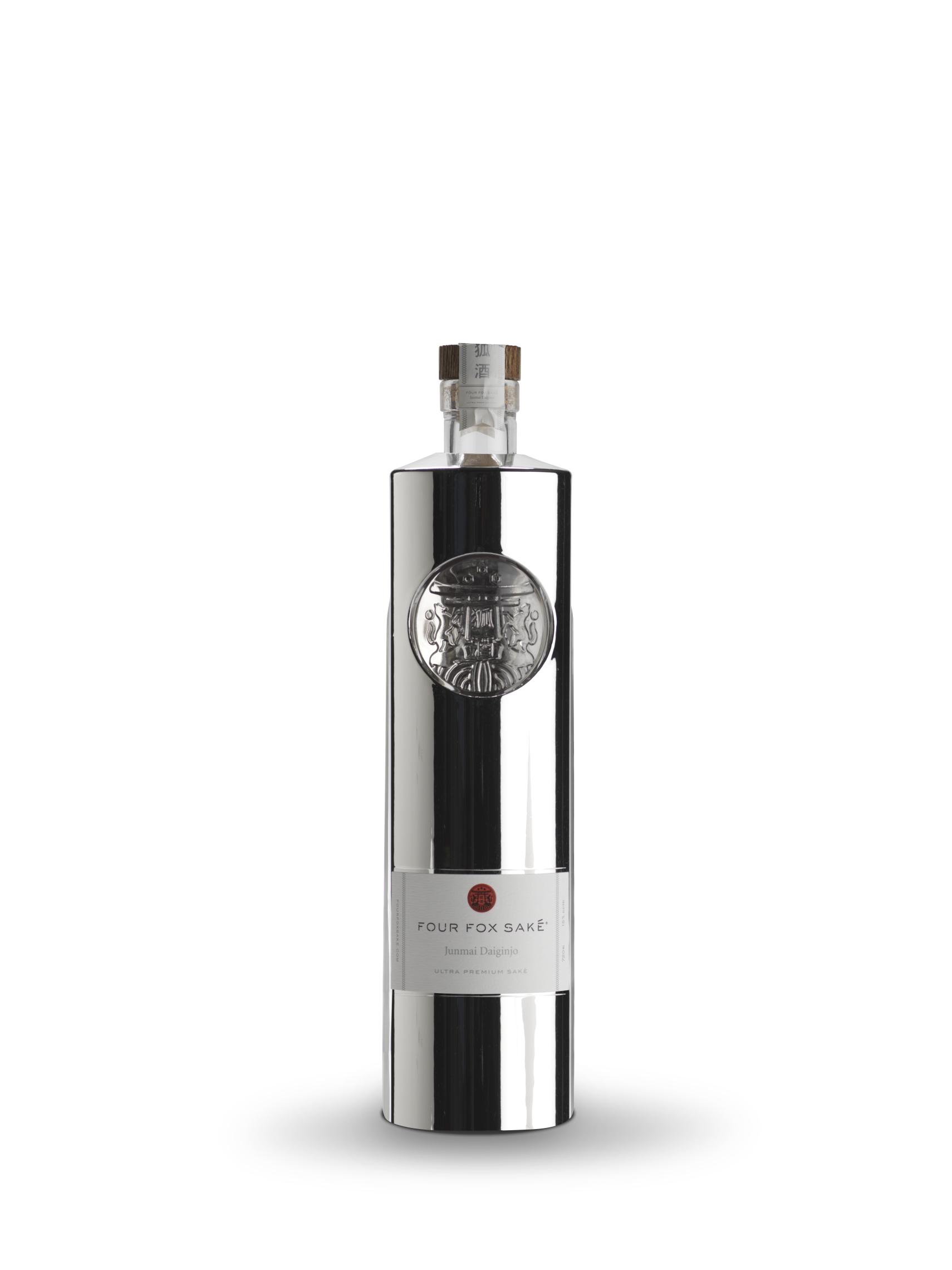 Four Fox Saké: ultra premium saké