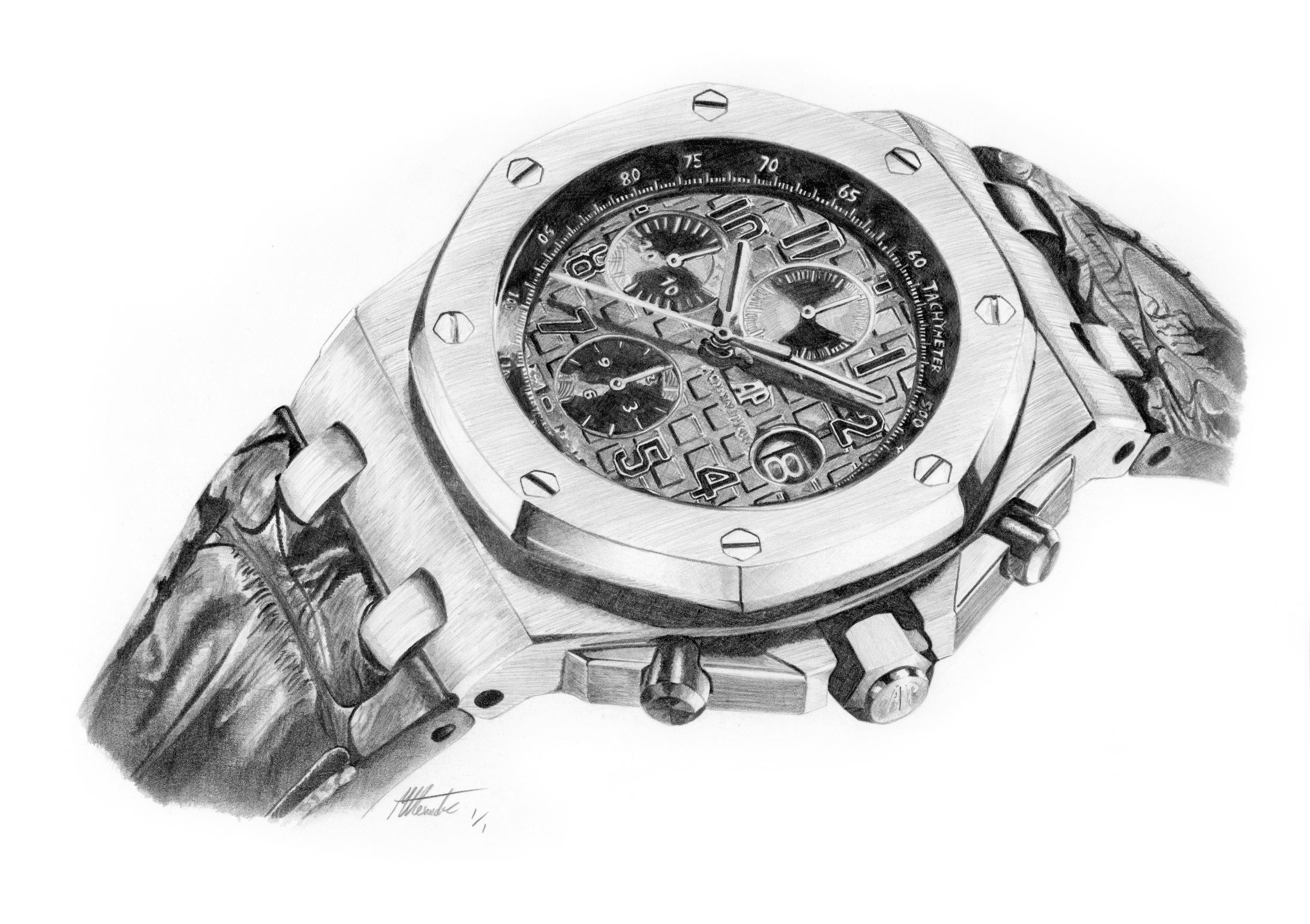 Audemars Piguet Royal Oak (Artwork)