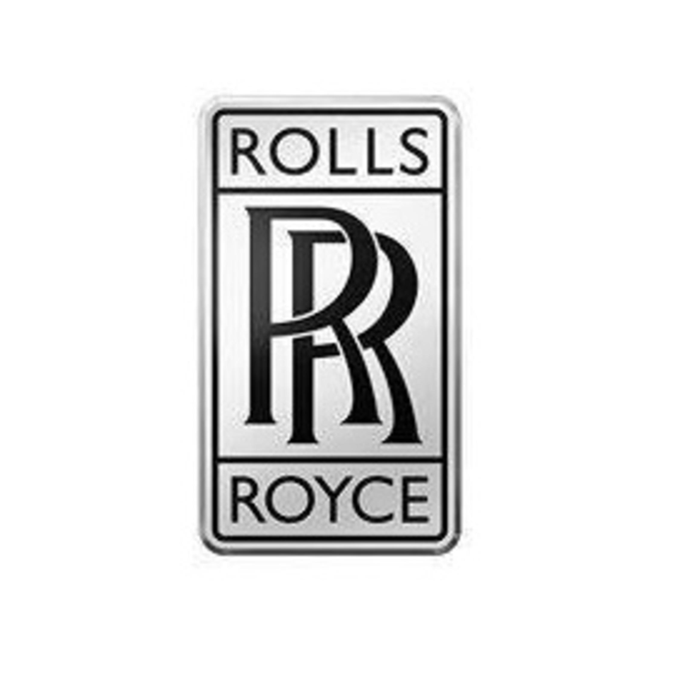 rolls royce motor- company logo