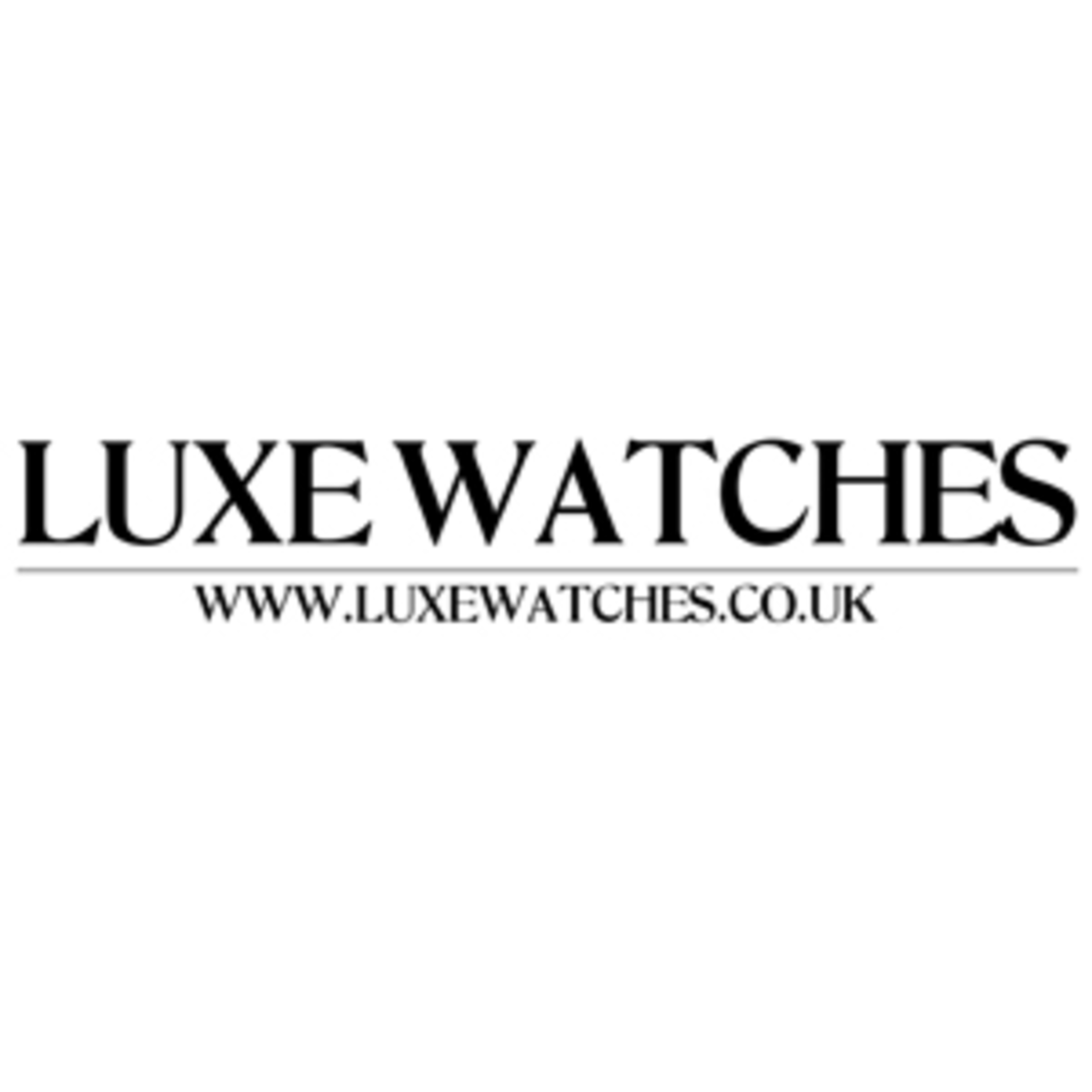 luxe watches- company logo